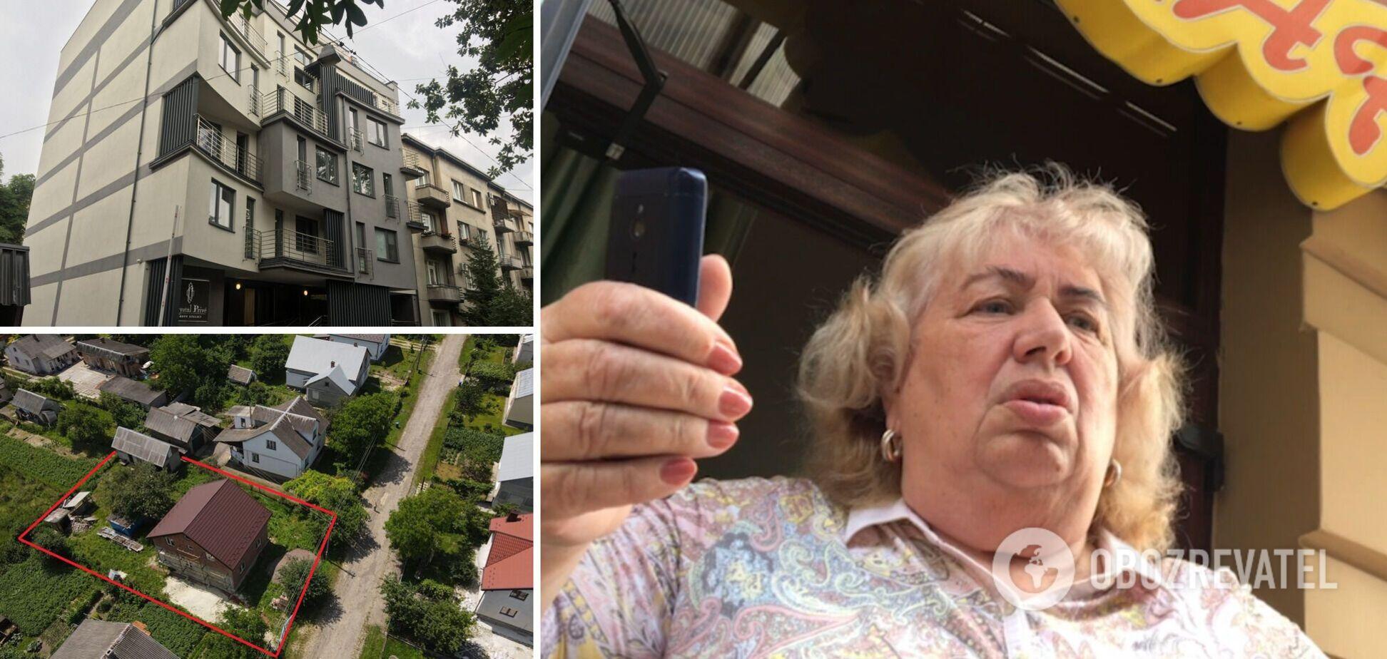 Мама нардепа-втікача ОПЗЖ Козака стала власницею нерухомості на $1 мільйон. Фото
