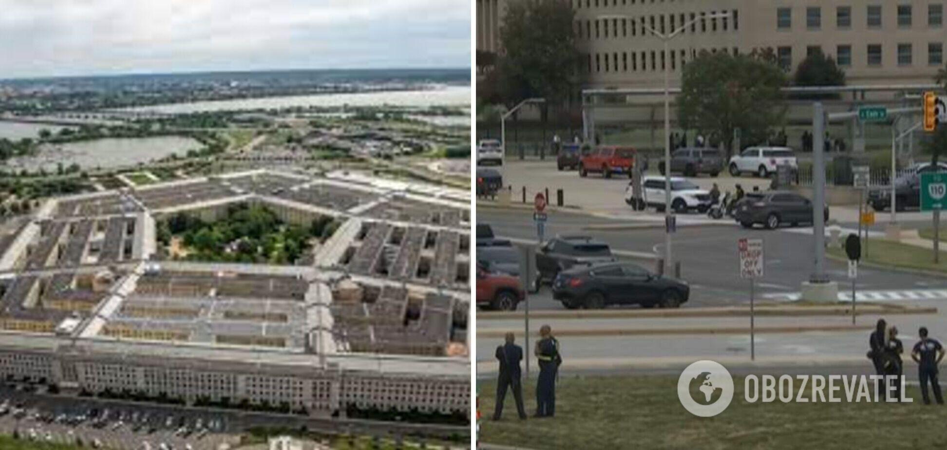 Біля будівлі Пентагону сталася стрілянина, є вбитий і постраждалі. Відео