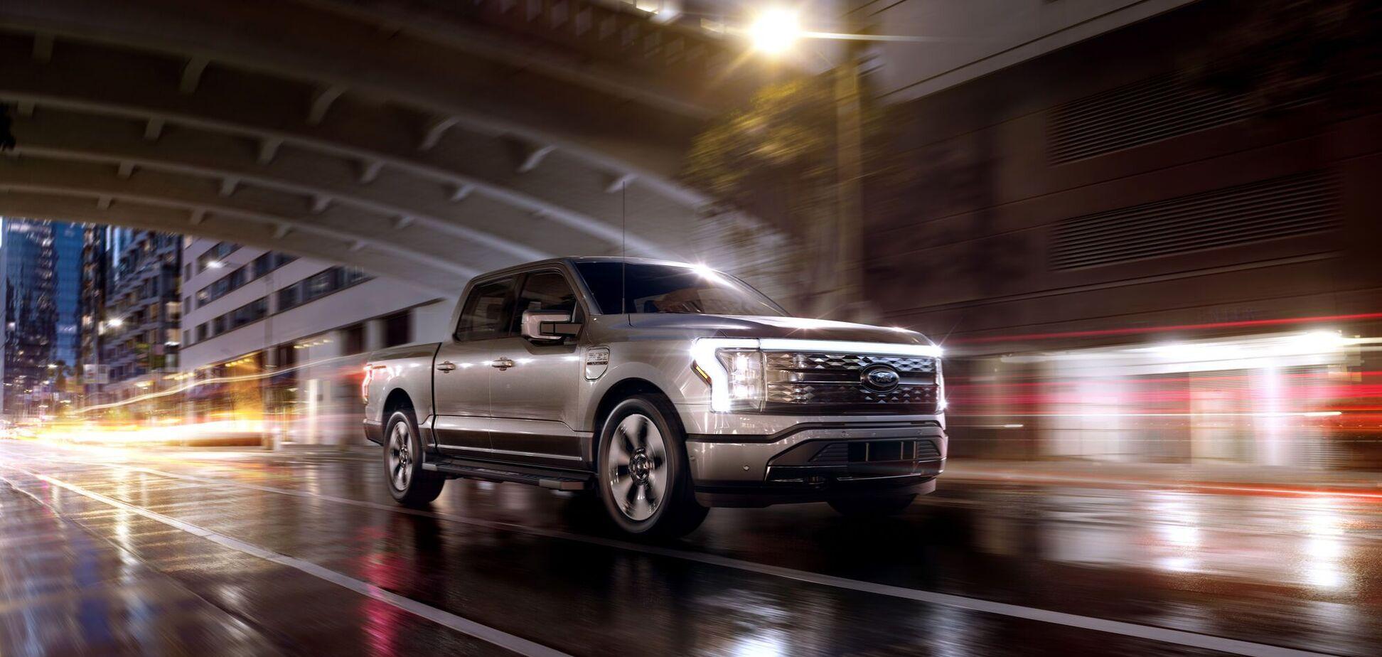 Ford збільшить інвестиції у створення та випуск електромобілів