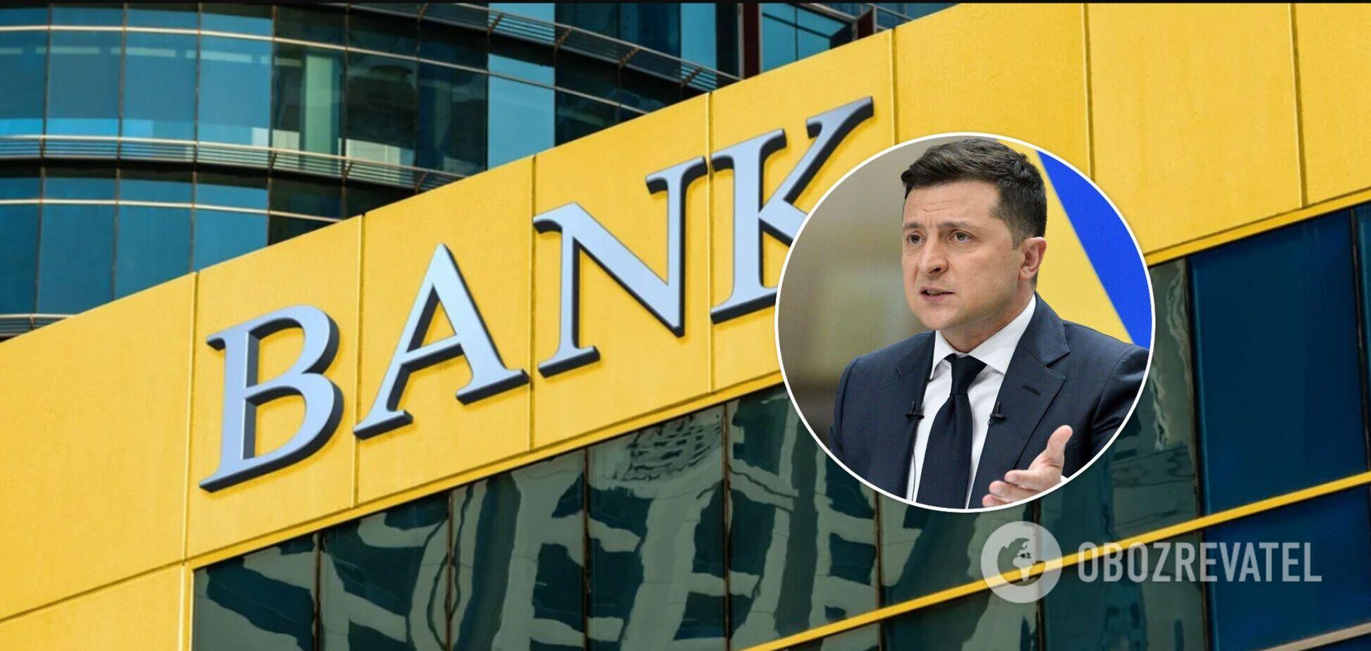 Зеленский подписал закон о ликвидации банков и выплатах вкладчикам: что изменится