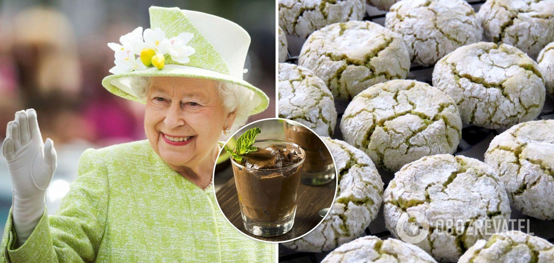 Улюблені десерти Єлизавети ІІ