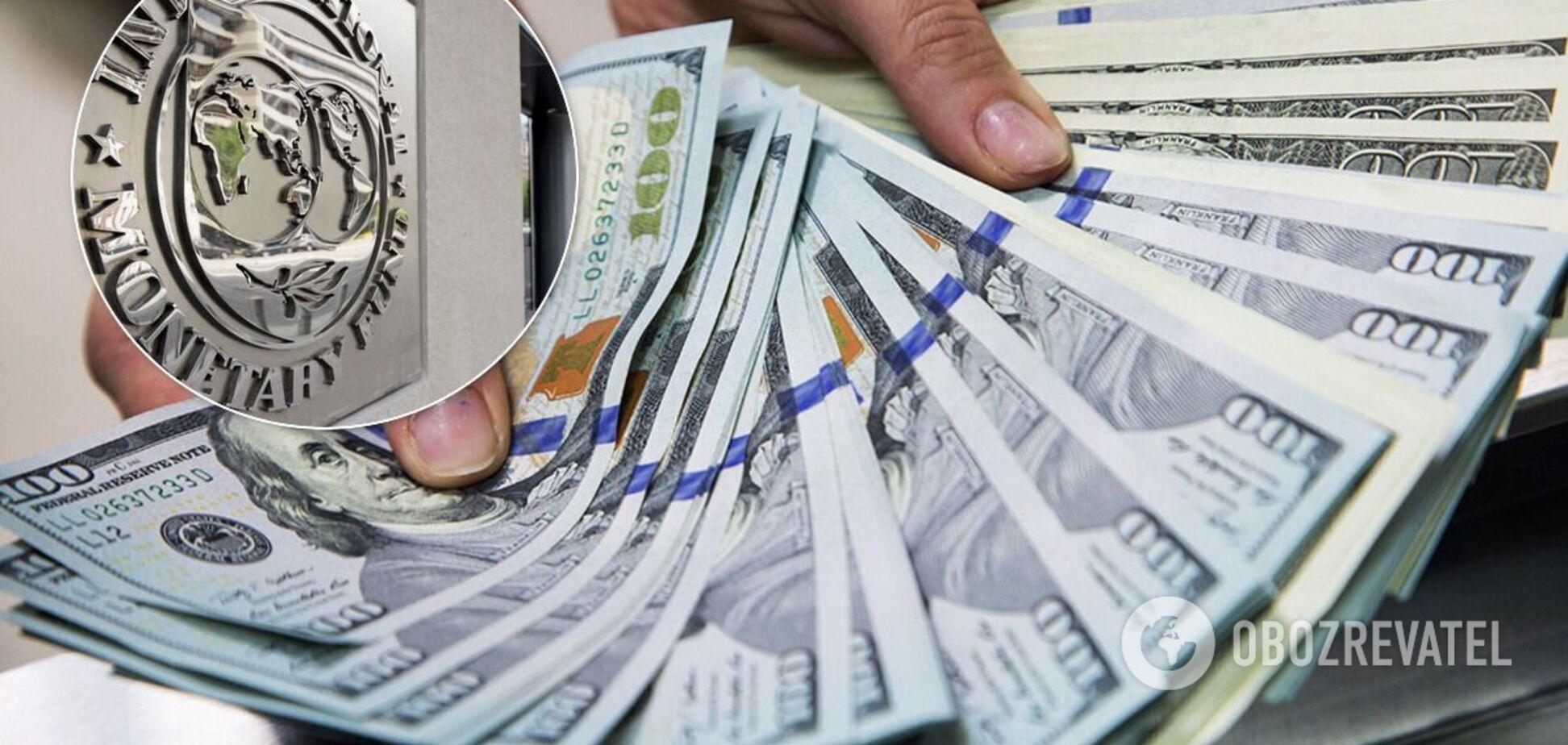 Україна може отримати транш від МВФ вже в жовтні