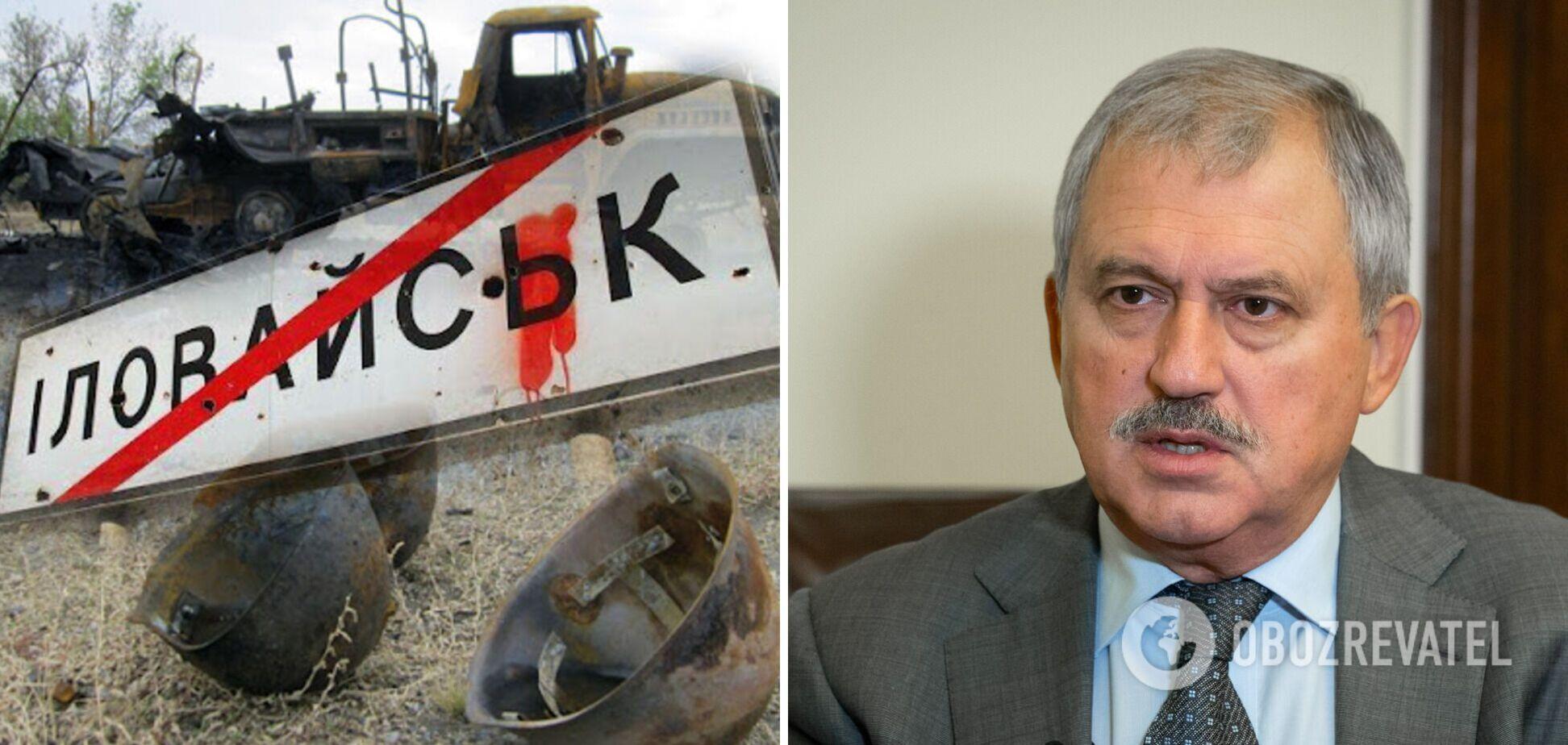 Сенченко назвал предпосылки Иловайской трагедии: началась другая фаза войны