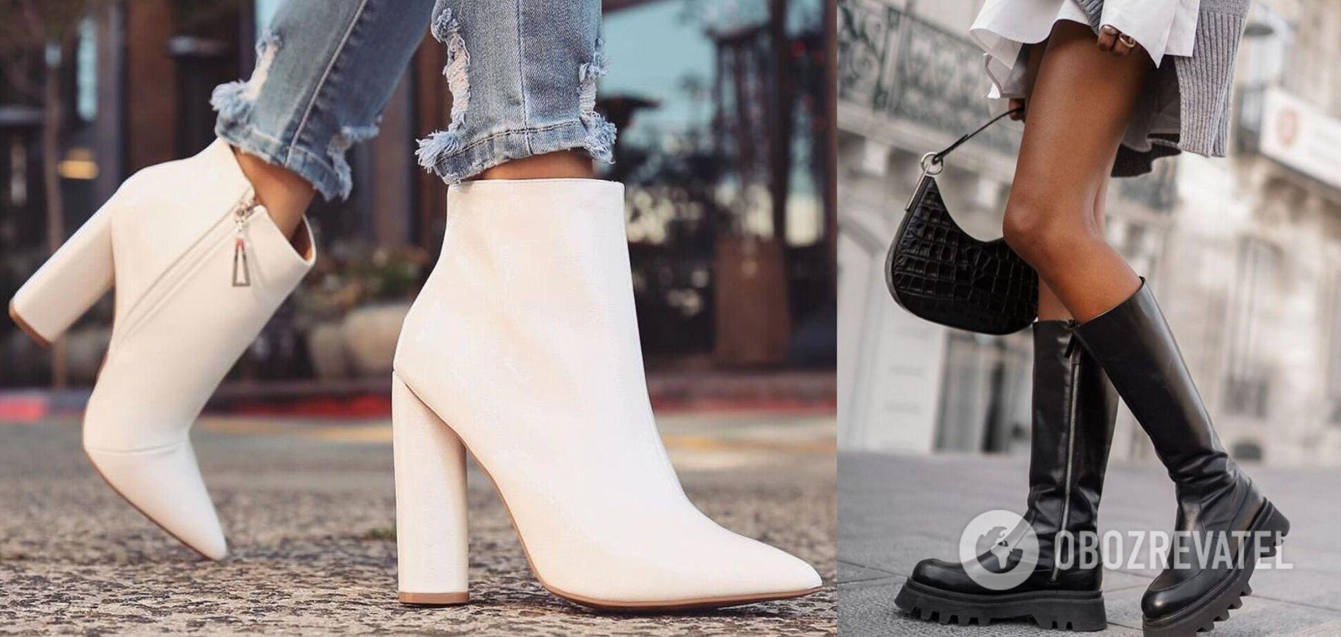 Актуальная обувь на осень 2021: стилист назвала модные варианты. Фото