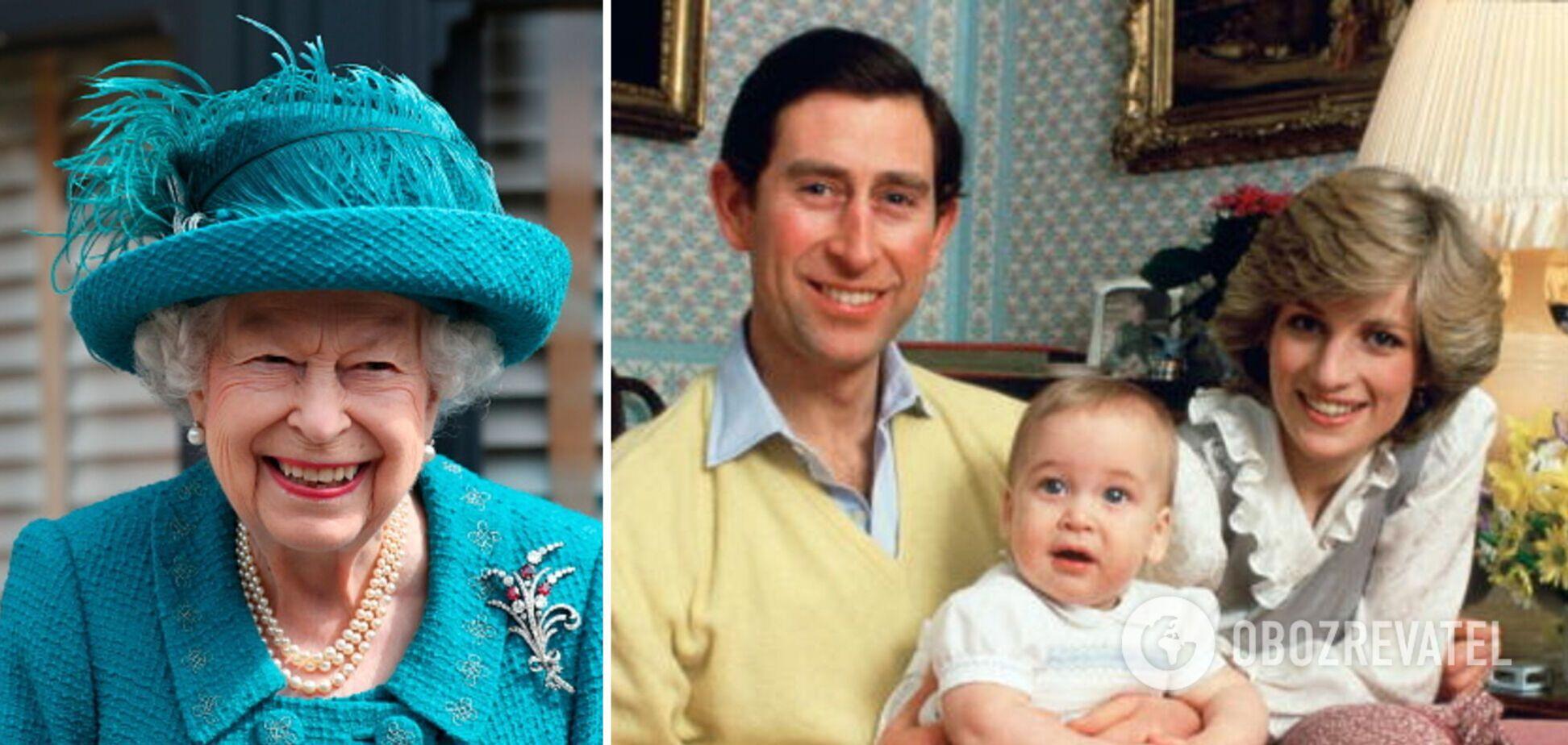 В сети вспомнили, как Елизавета II пошутила над принцем Чарльзом