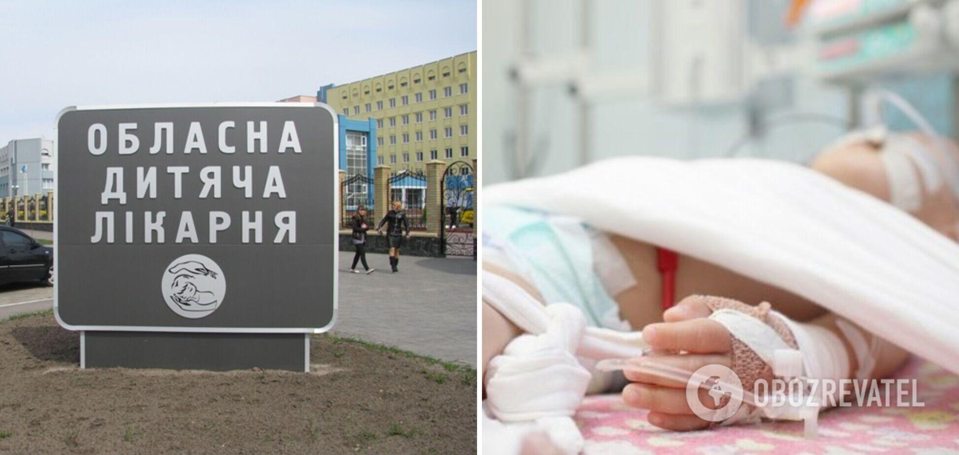 Ухудшились все показатели: врач рассказал о состоянии ребенка, над которым поиздевались в Черкассах