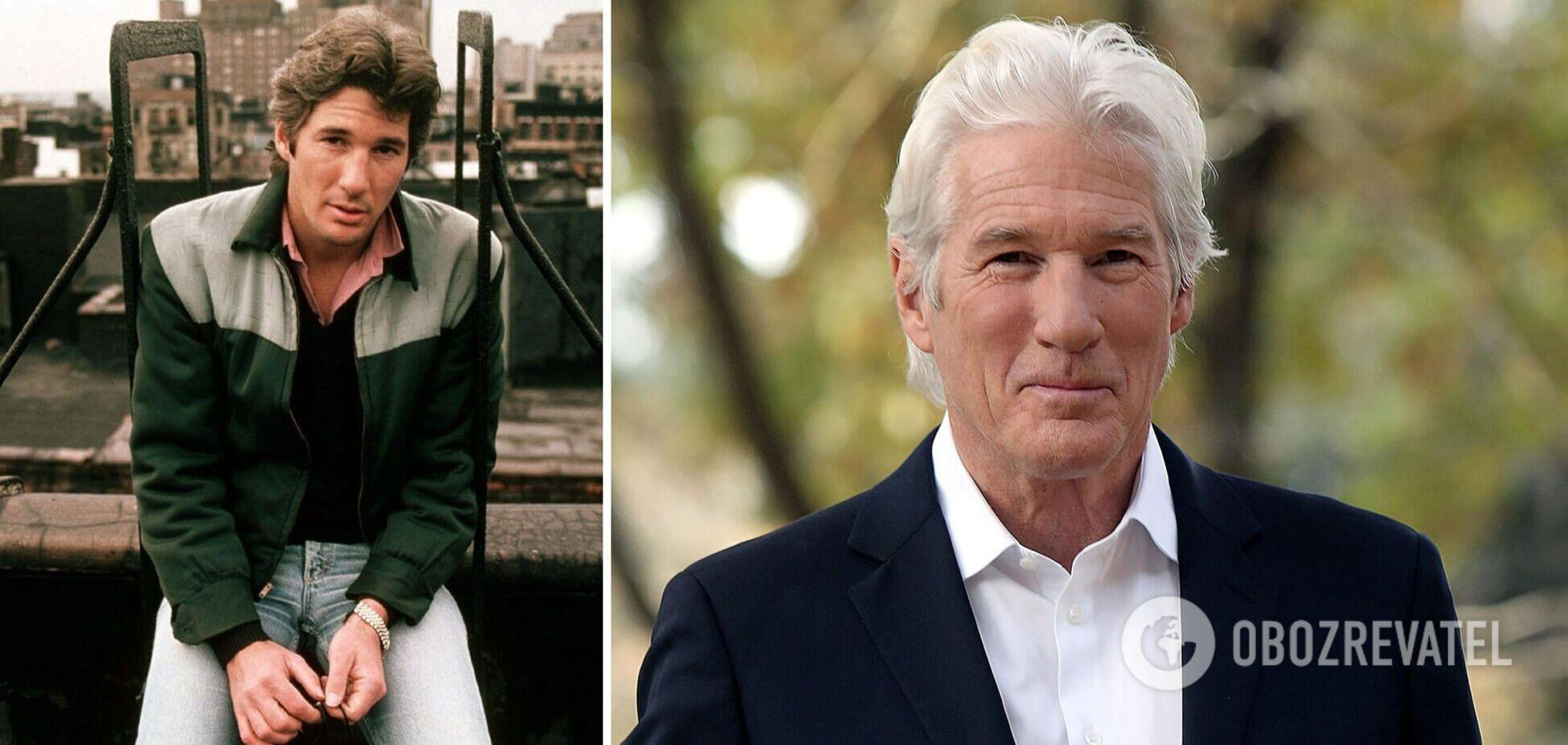 Ричарду Гиру – 72: как выглядел актер в молодости. Фото