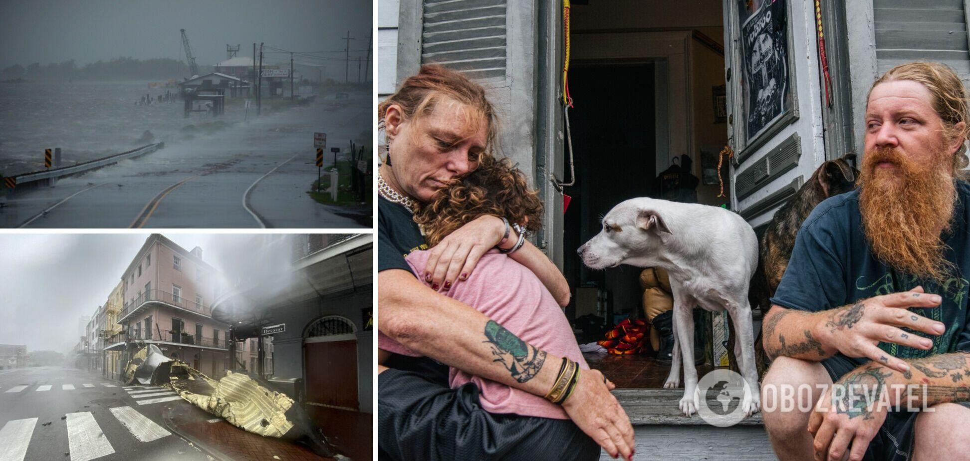 США накрыл разрушительный ураган 'Ида': 10 фото, которые не оставят никого равнодушными