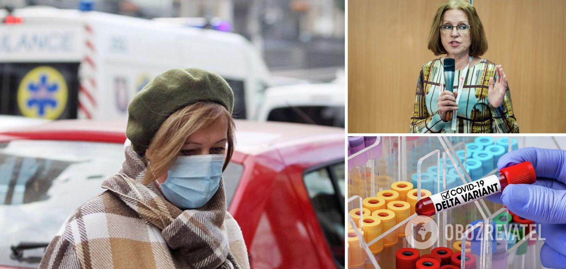 Дельта більш небезпечна для літніх людей, але локдауну в Україні можна запобігти, – імунологиня