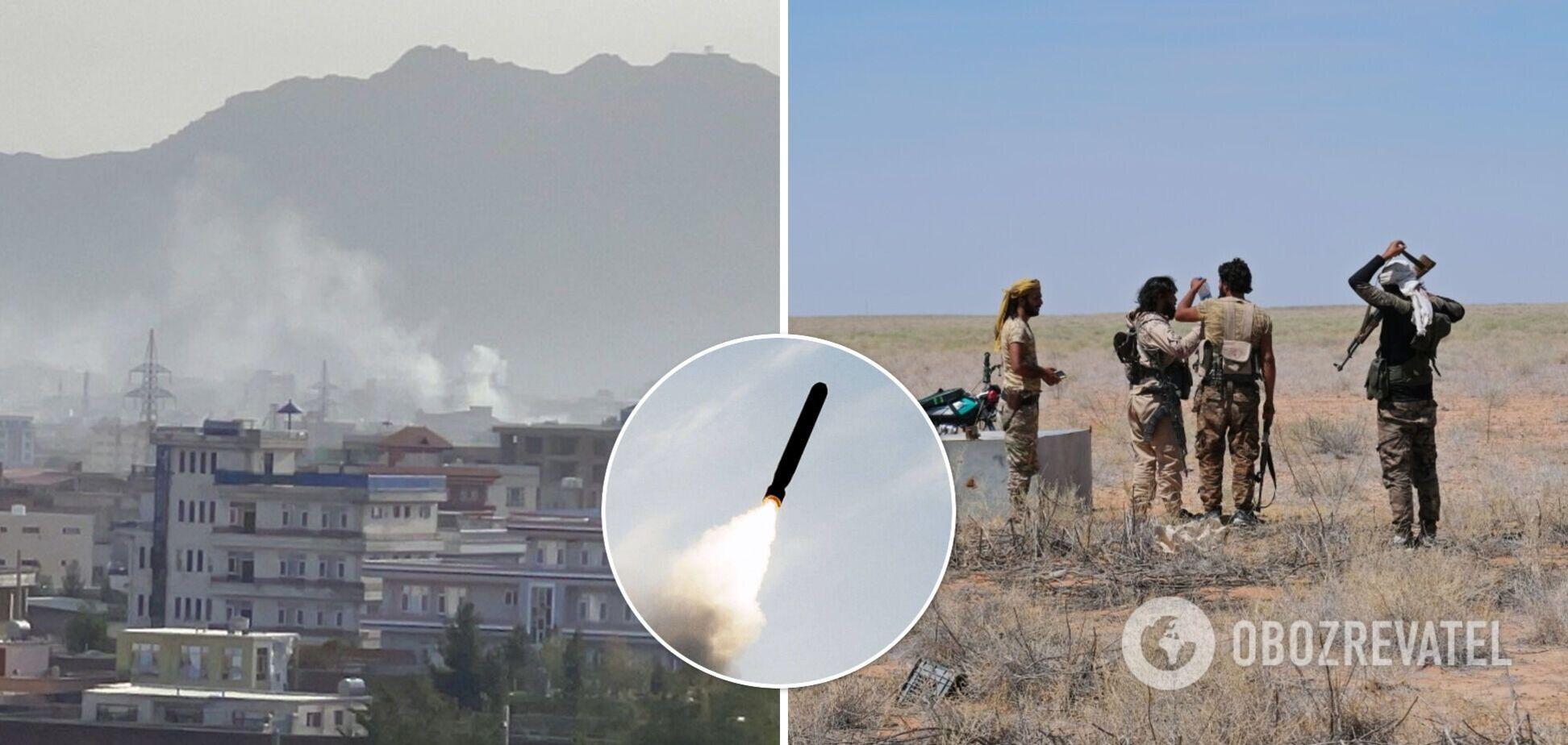 ІДІЛ взяла на себе відповідальність за ракетні удари по аеропорту Кабула 30 серпня