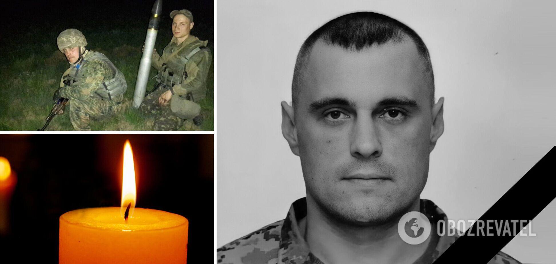 Пошел воевать на Восток, потому что там сейчас служат лучшие: что известно о погибшем бойце из Запорожья