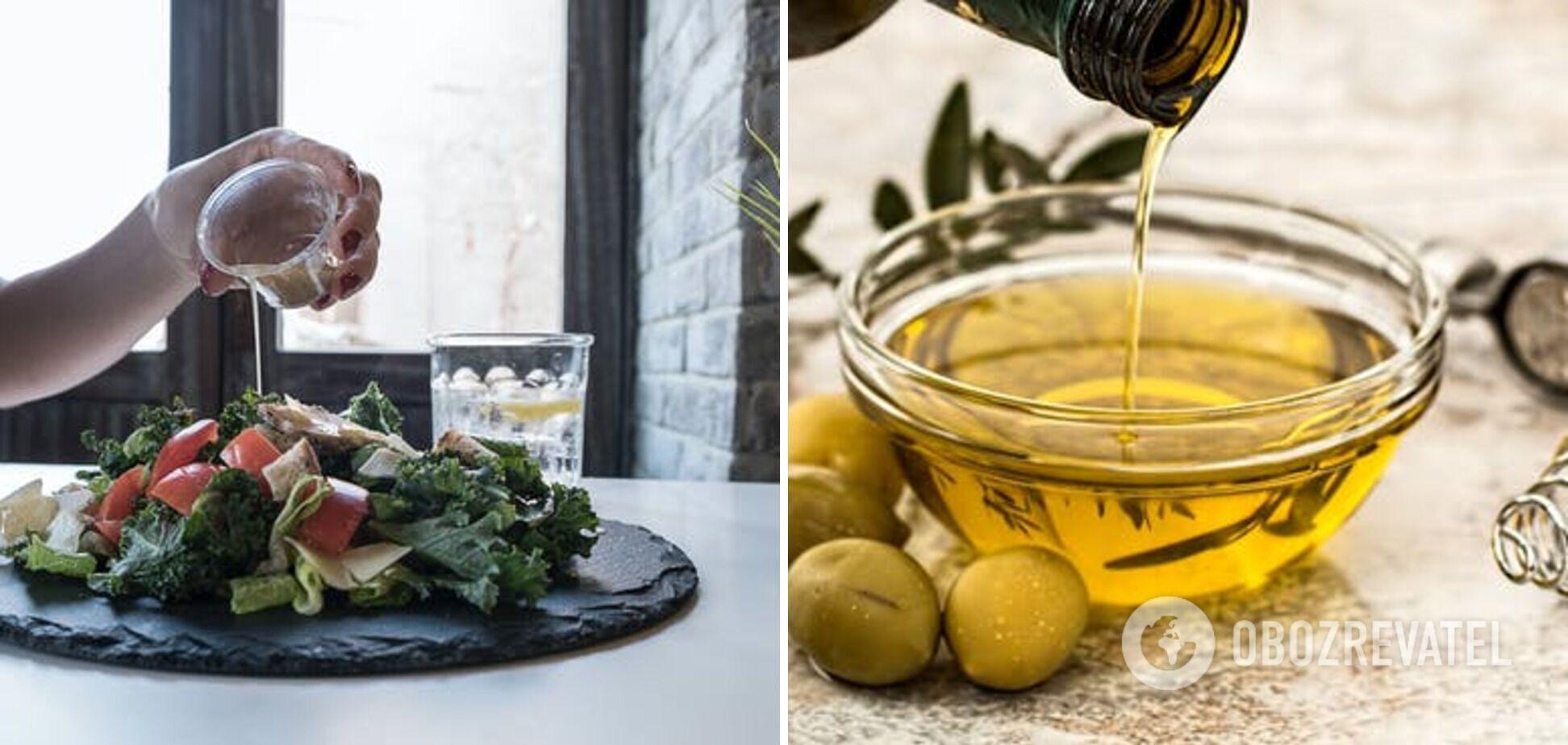 Идеи заправок к любому салату от Евгения Клопотенка