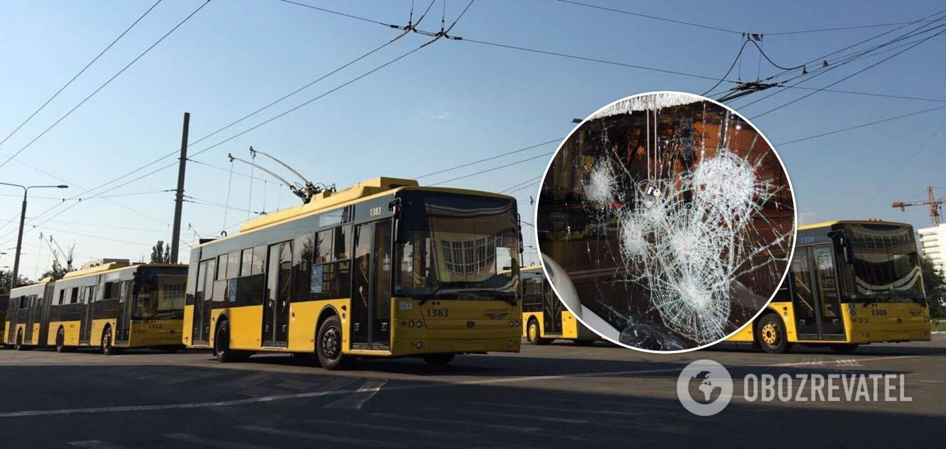 Инцидент произошел в Печерском районе
