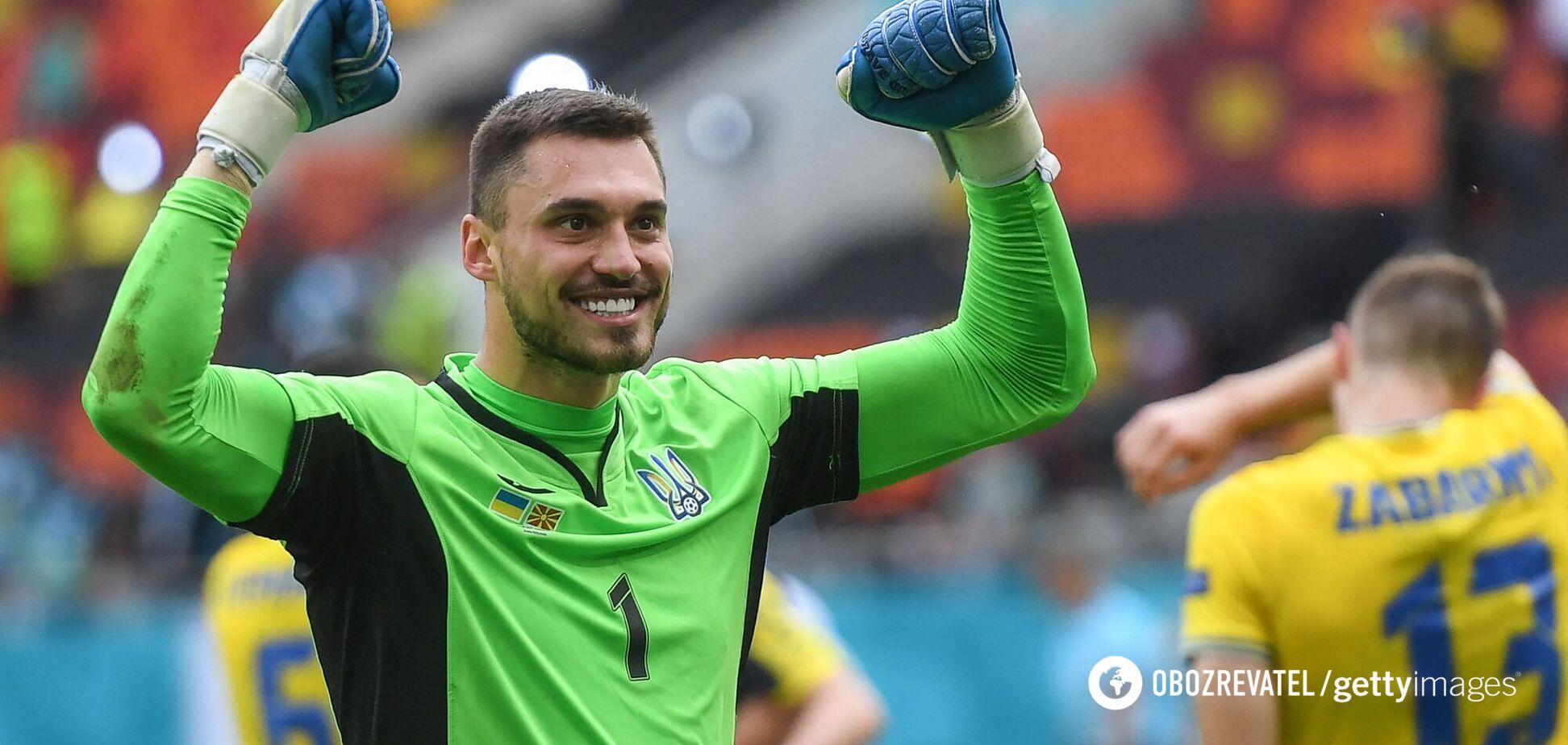 'Принципиально': вратарь 'Динамо' рассказал о том, чем его бесят фанаты