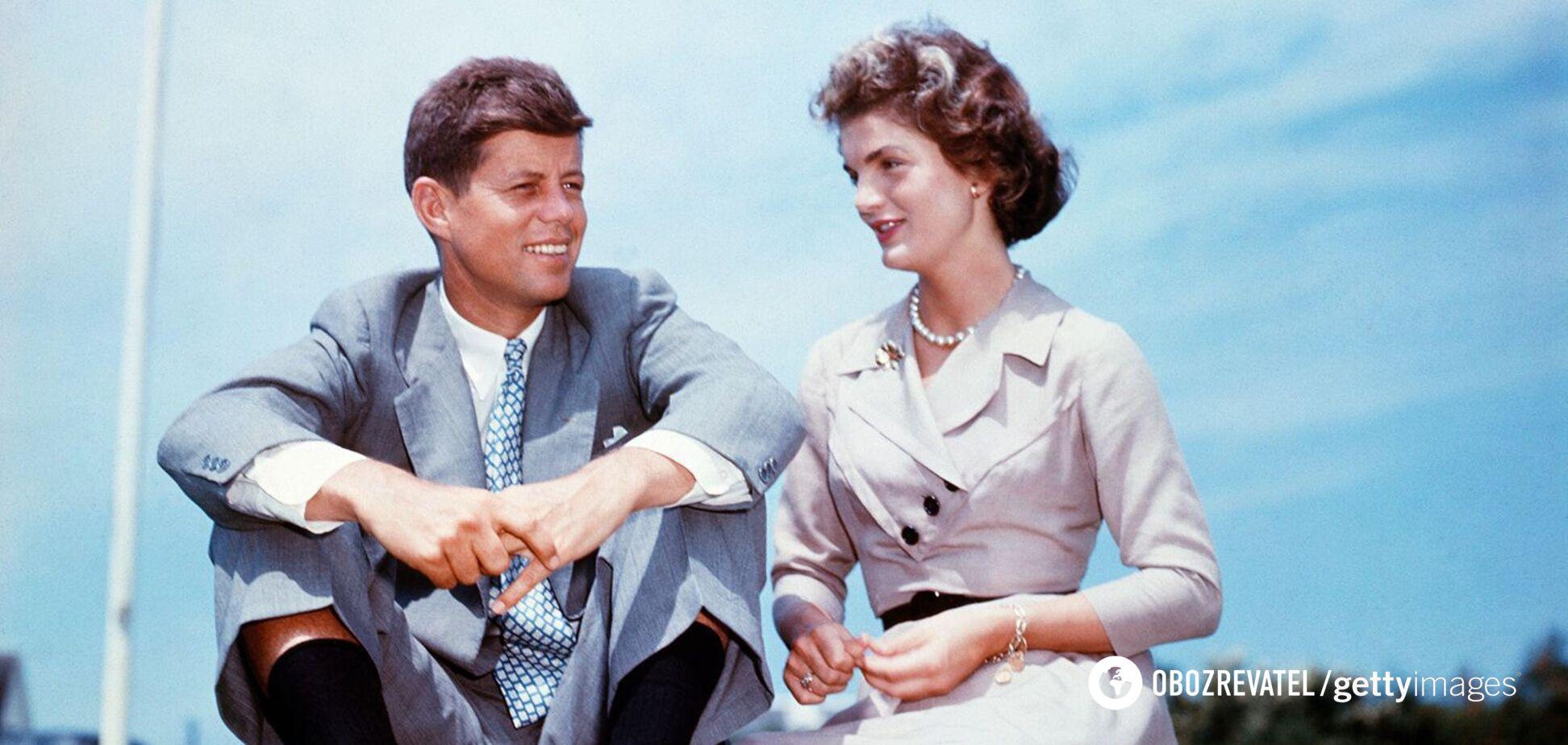 Джон Кеннеди встречался с девушкой на 20 лет моложе него