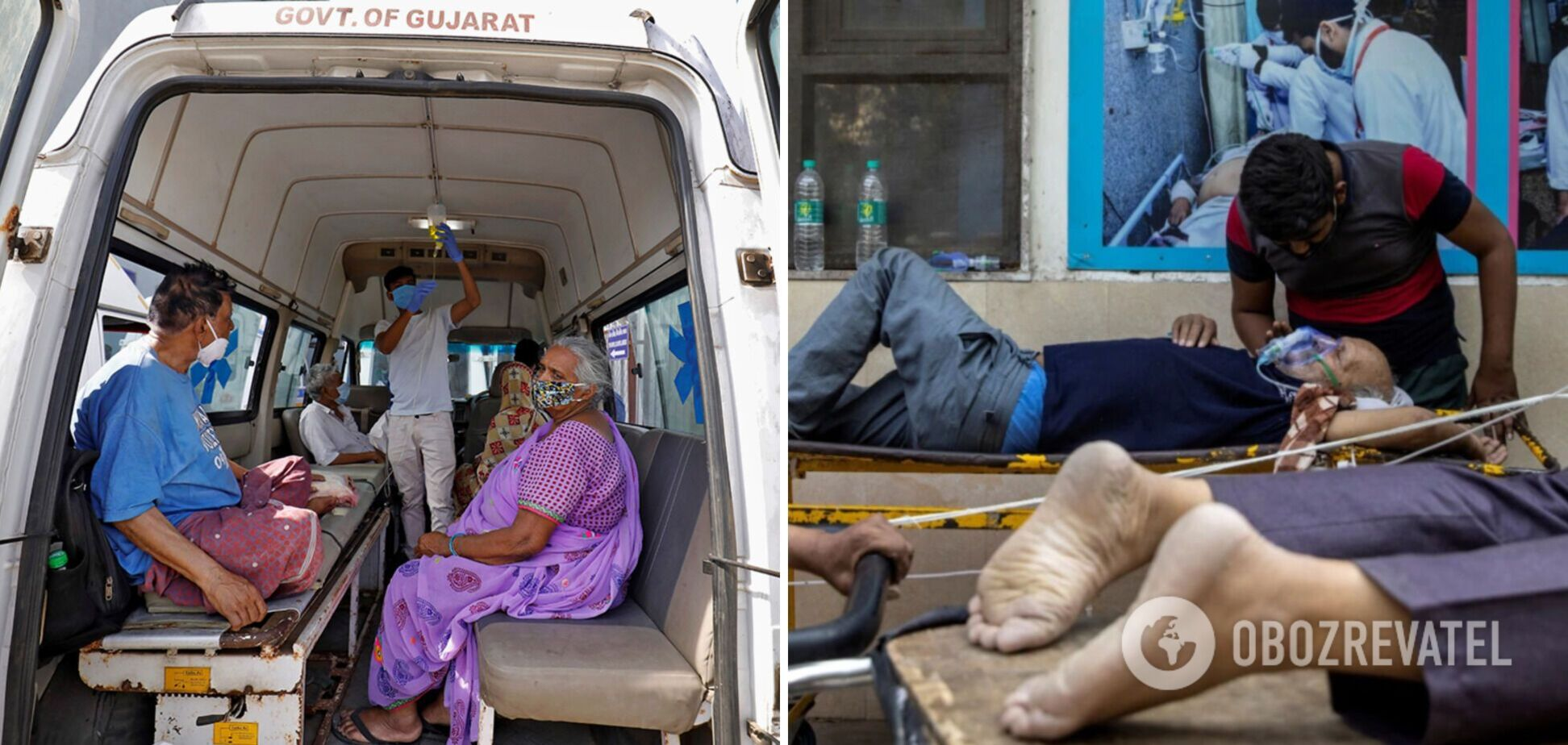 В Індії за тиждень від загадкової лихоманки померли 68 осіб: з'явилися дані про симптоми