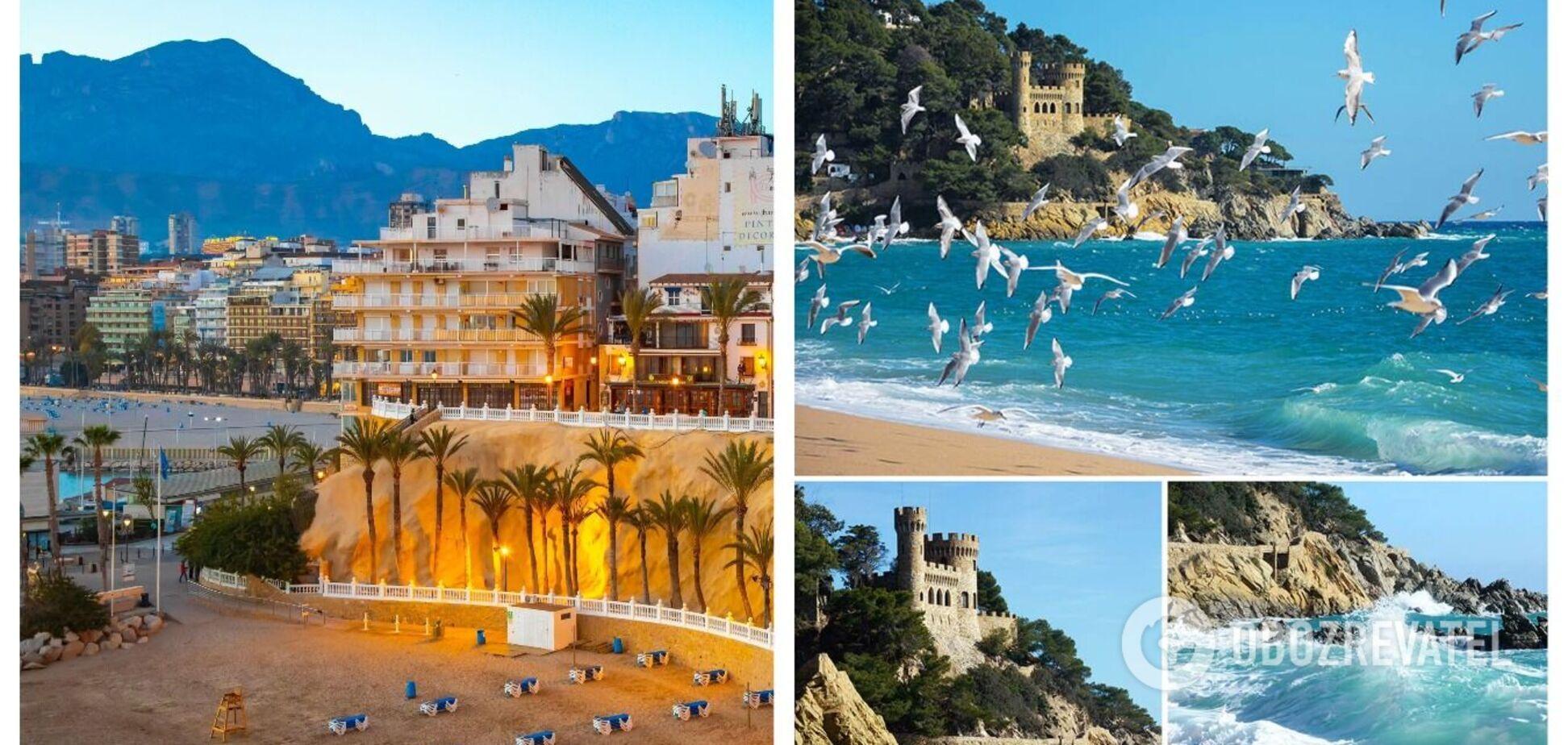 Де краще відпочивати в Іспанії: порівняння морських курортів і цін