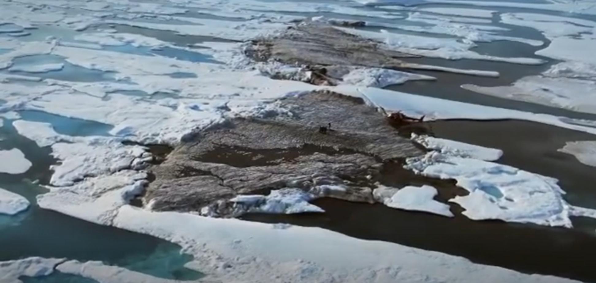 У Гренландії знайшли найпівнічніший острів у світі