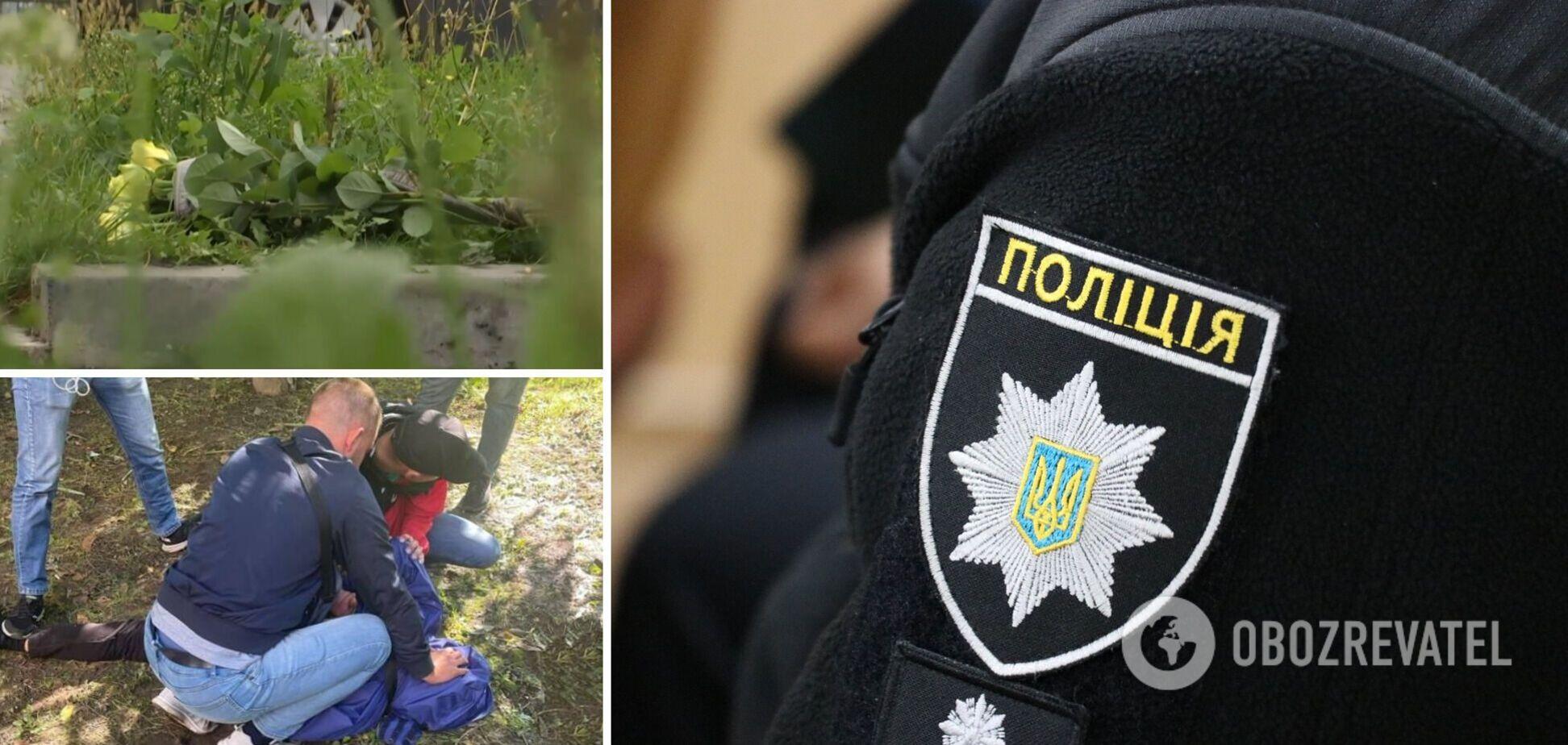 Вбивство жінки в Новоград-Волинському