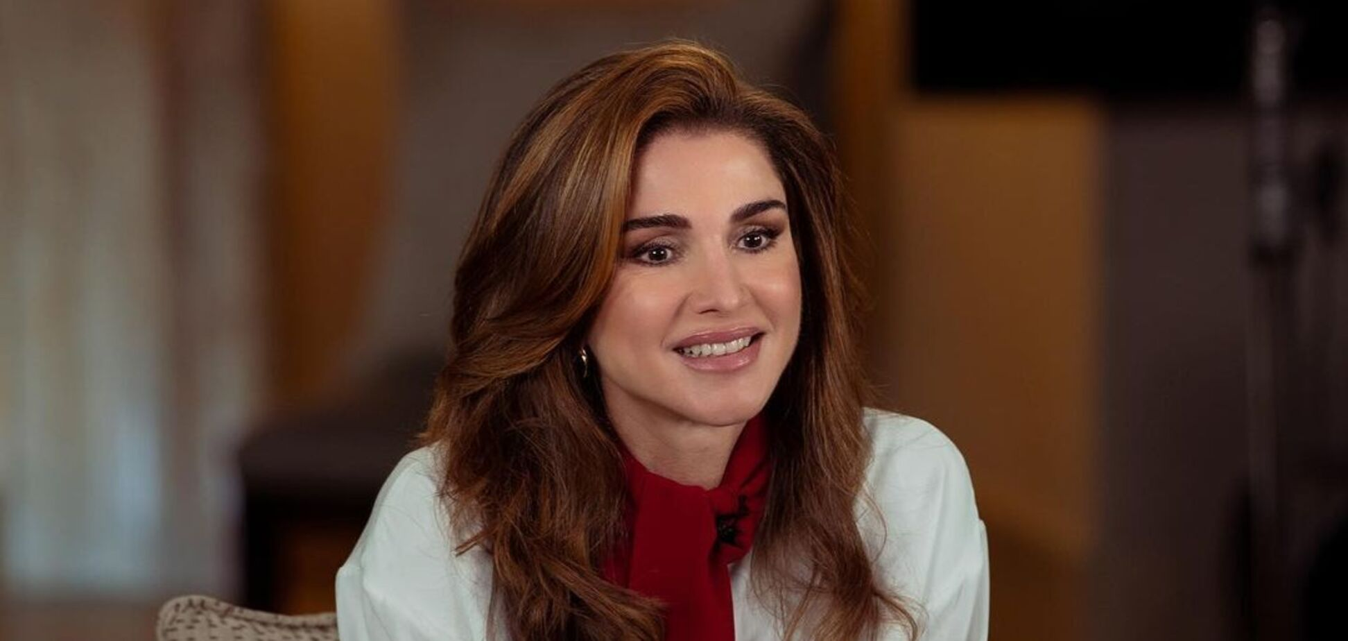 Королева Йорданії Ранія аль-Абдулла