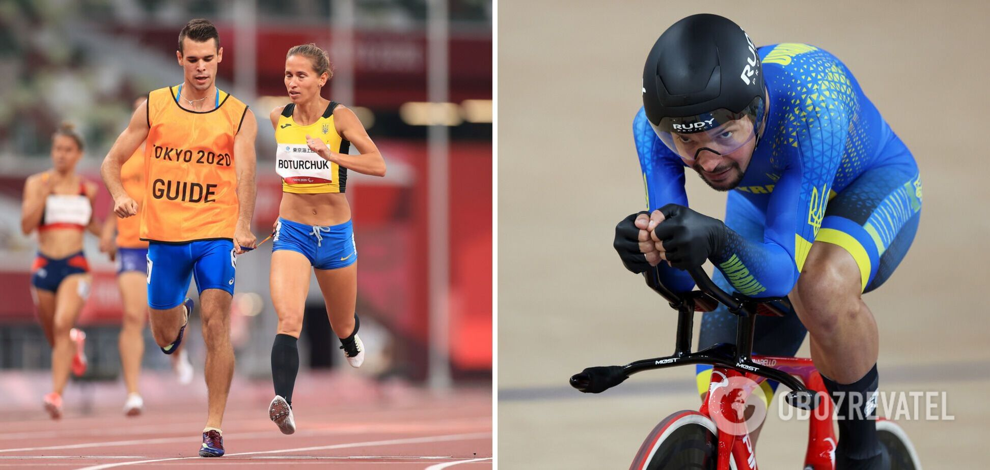 Дементьев и Ботурчук выиграли 'серебро' на Паралимпиаде-2020