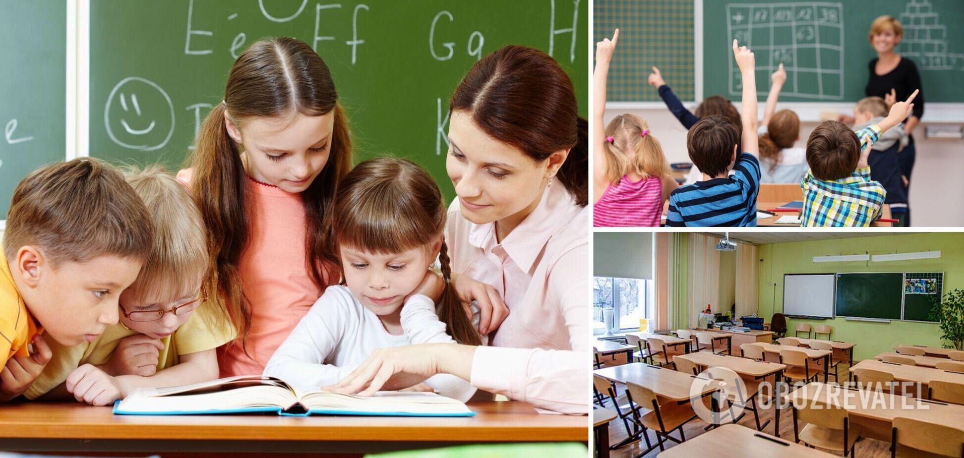 Большинство школ в Украине вернется на дистанционную форму обучения