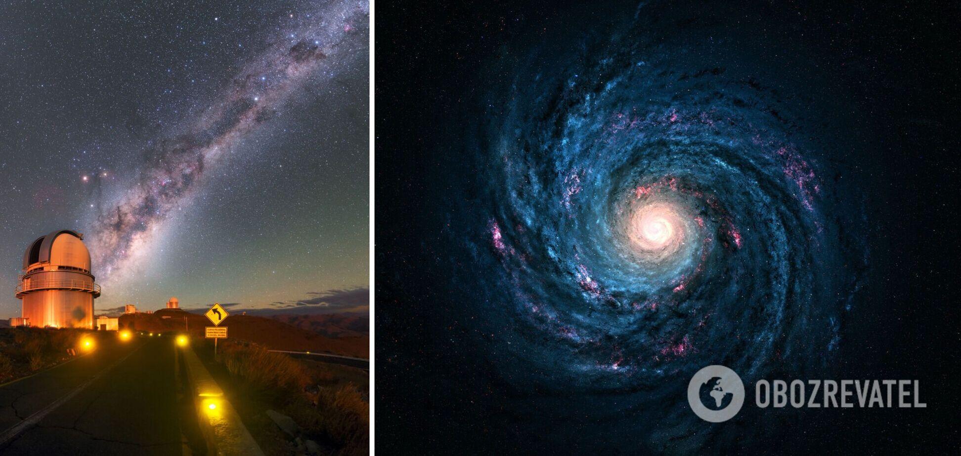 Ученые смоделировали все этапы эволюции Млечного Пути на протяжении 13,8 млрд лет
