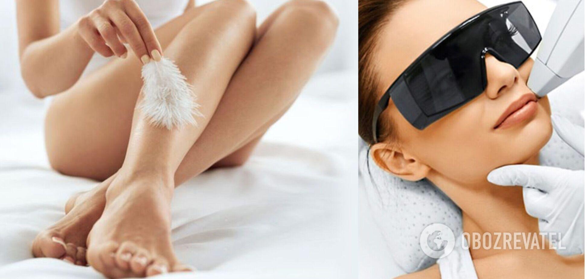 Когда лазерная депиляция опасна: косметолог озвучила список причин