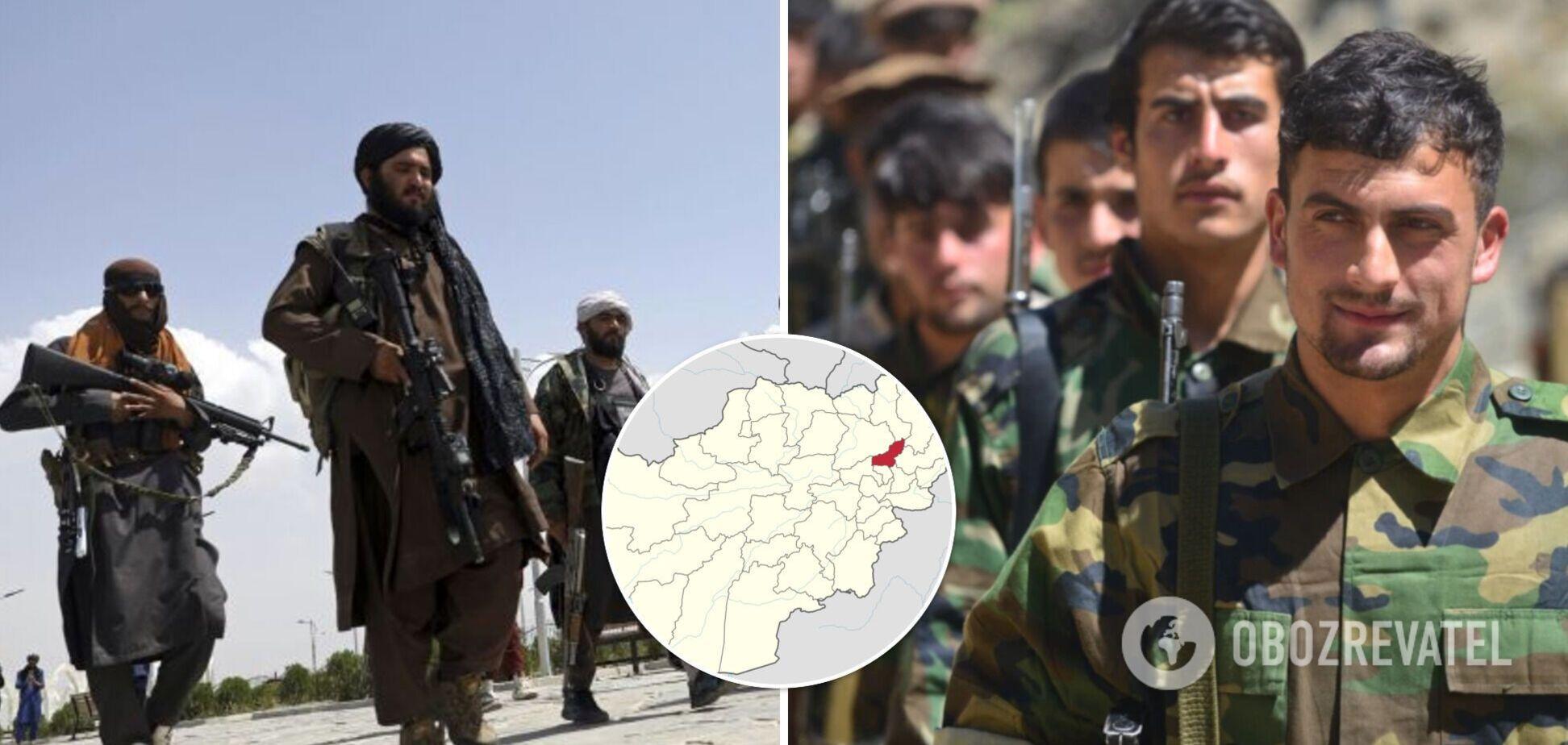 Сопротивление Панджшера 'Талибану'