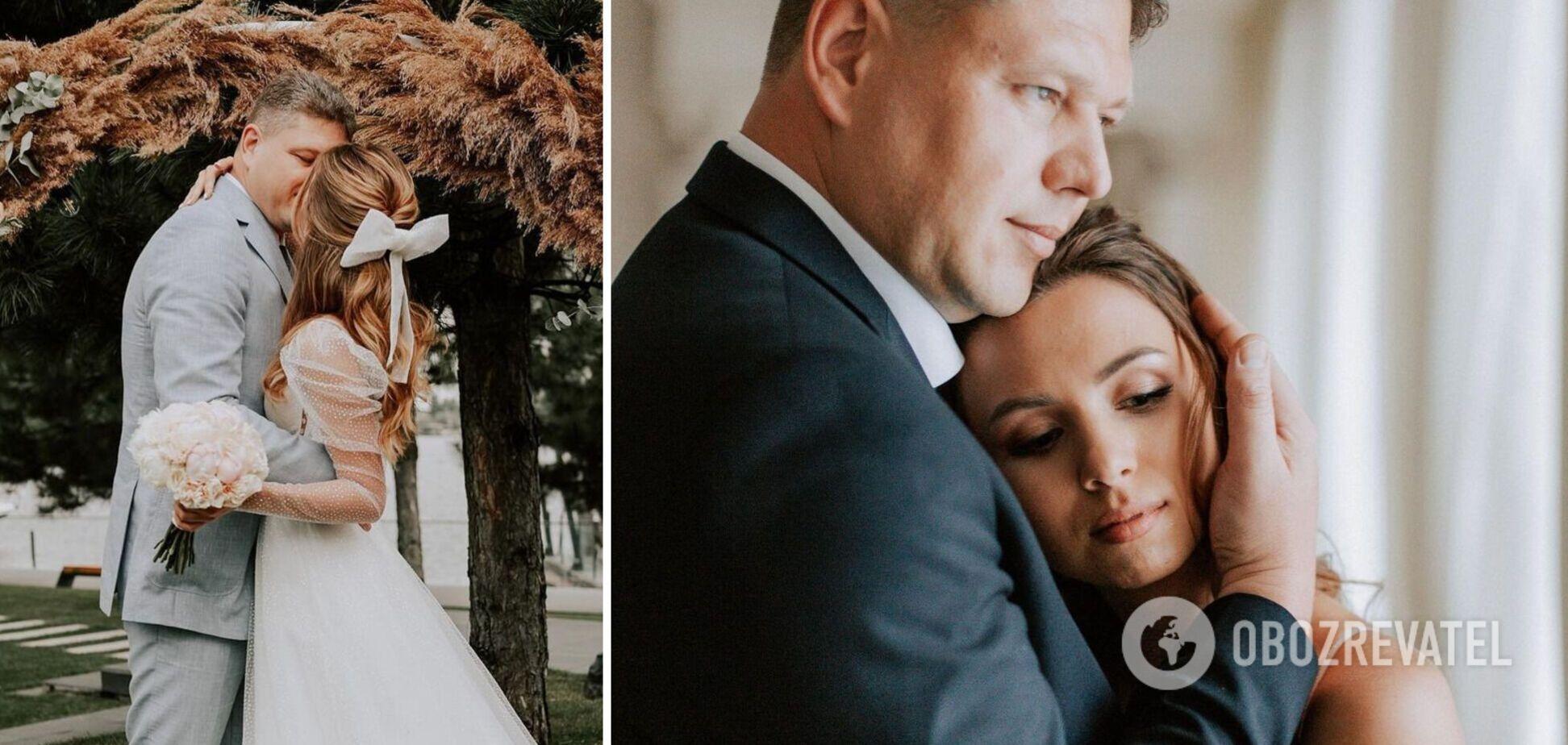 Настя з Уханя похвалилася новими фото і відео з весілля з главою міграційної служби
