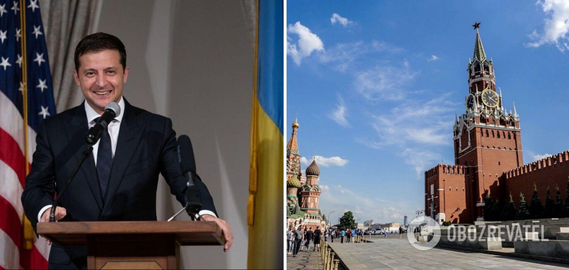 В России отреагировали на визит Зеленского в США и затронули вопрос Крыма