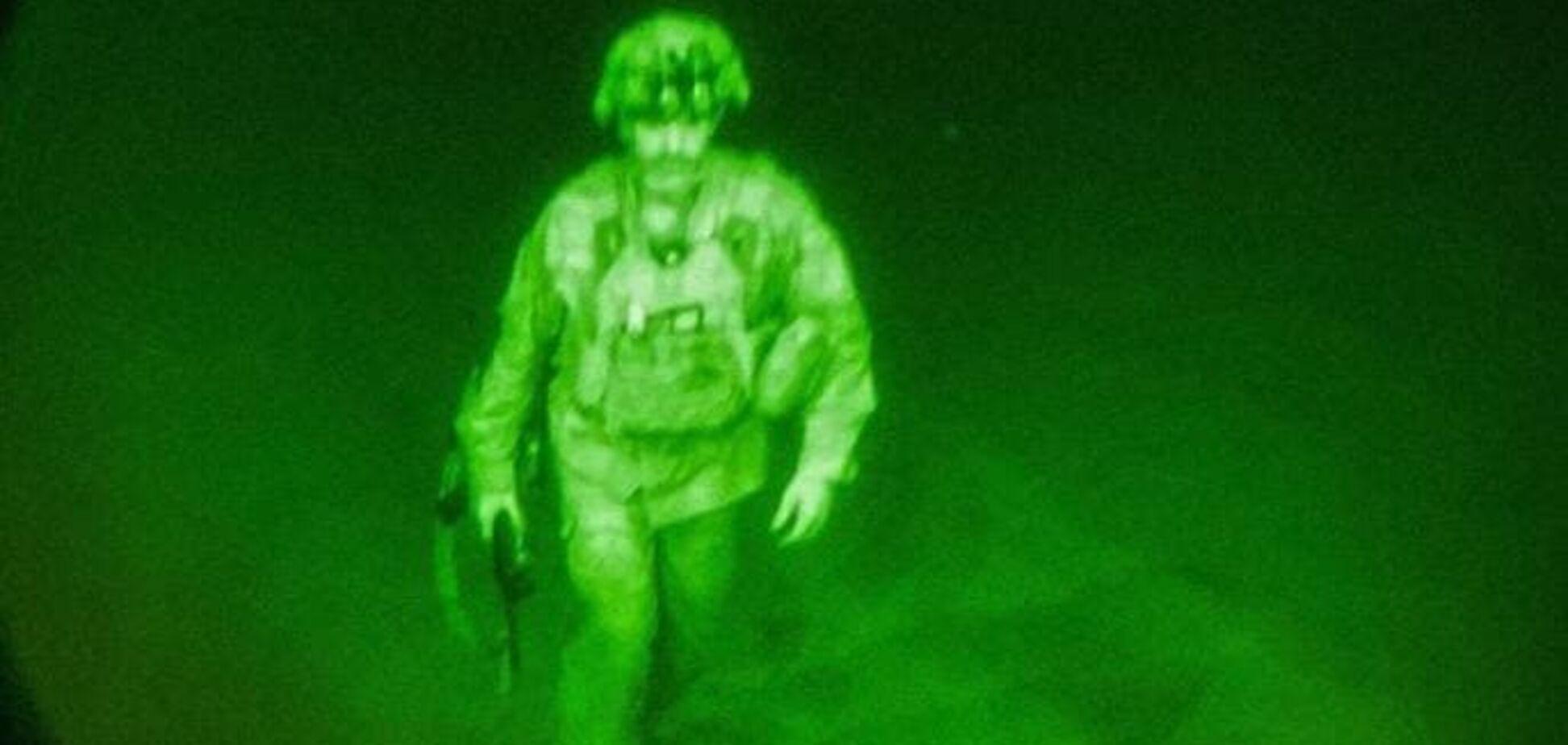 Останній солдат США покинув Афганістан