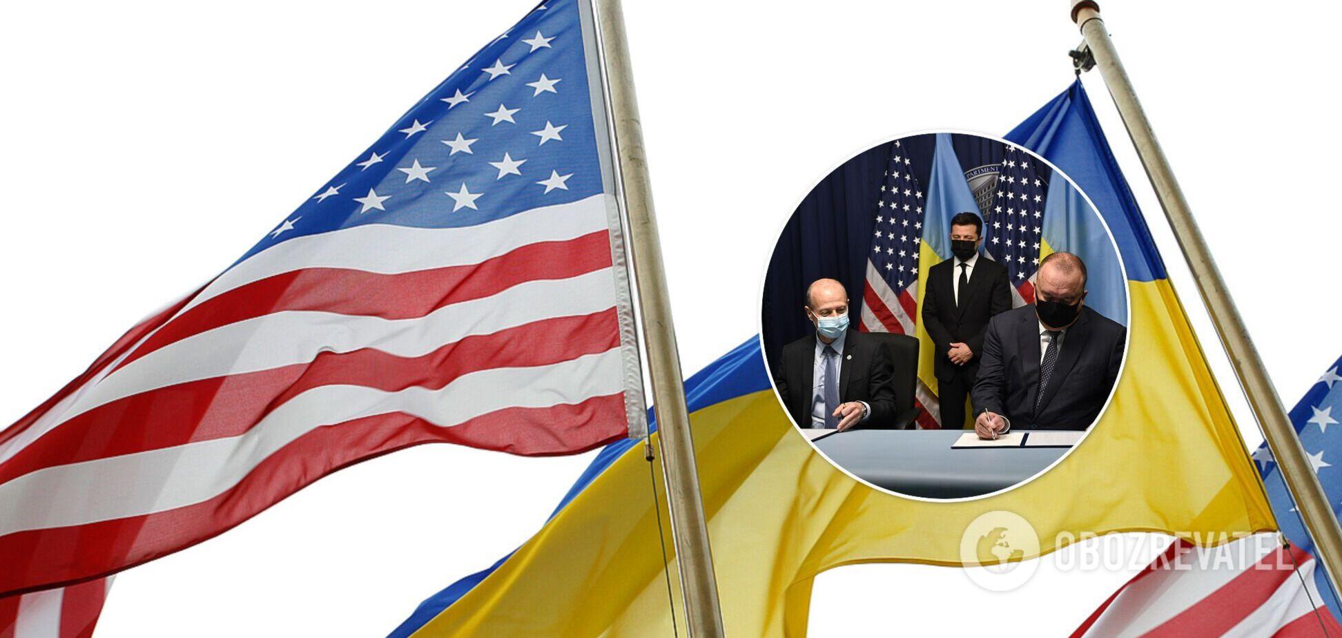 Партнерство України і США