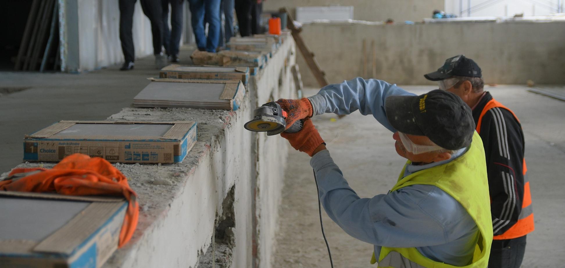 В Дубно будет восстановлен бассейн школы №71