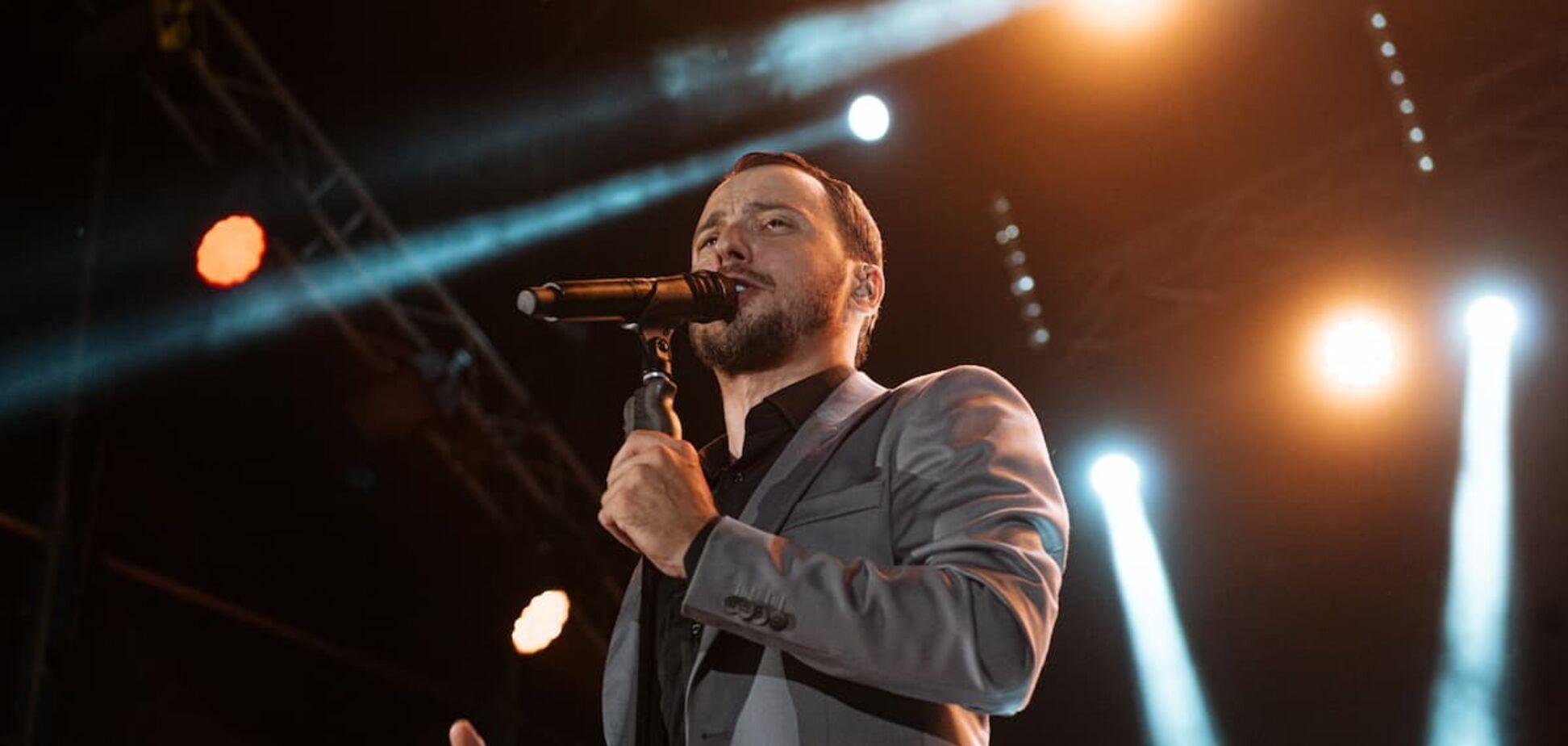 Сергій Мироненко представив двогодинну live-програму на культовій літній арені