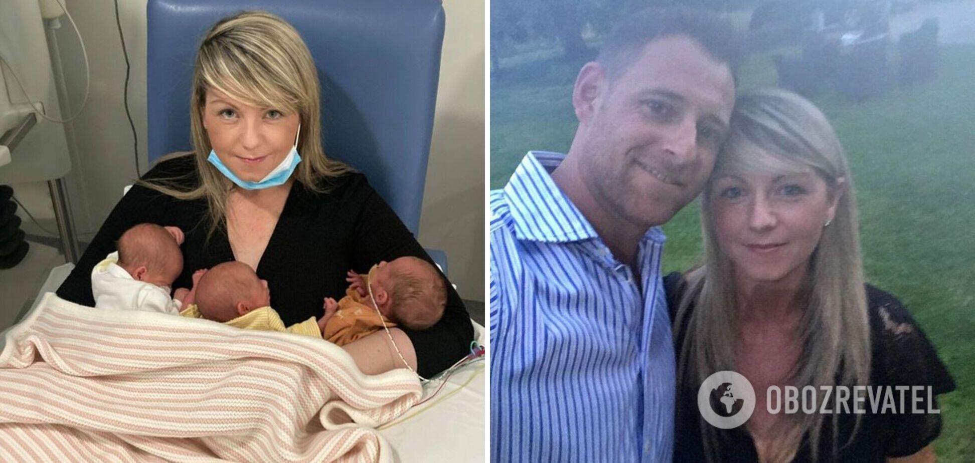 Женщина за год родила четверо детей: как на это отреагировал ее муж. Фото