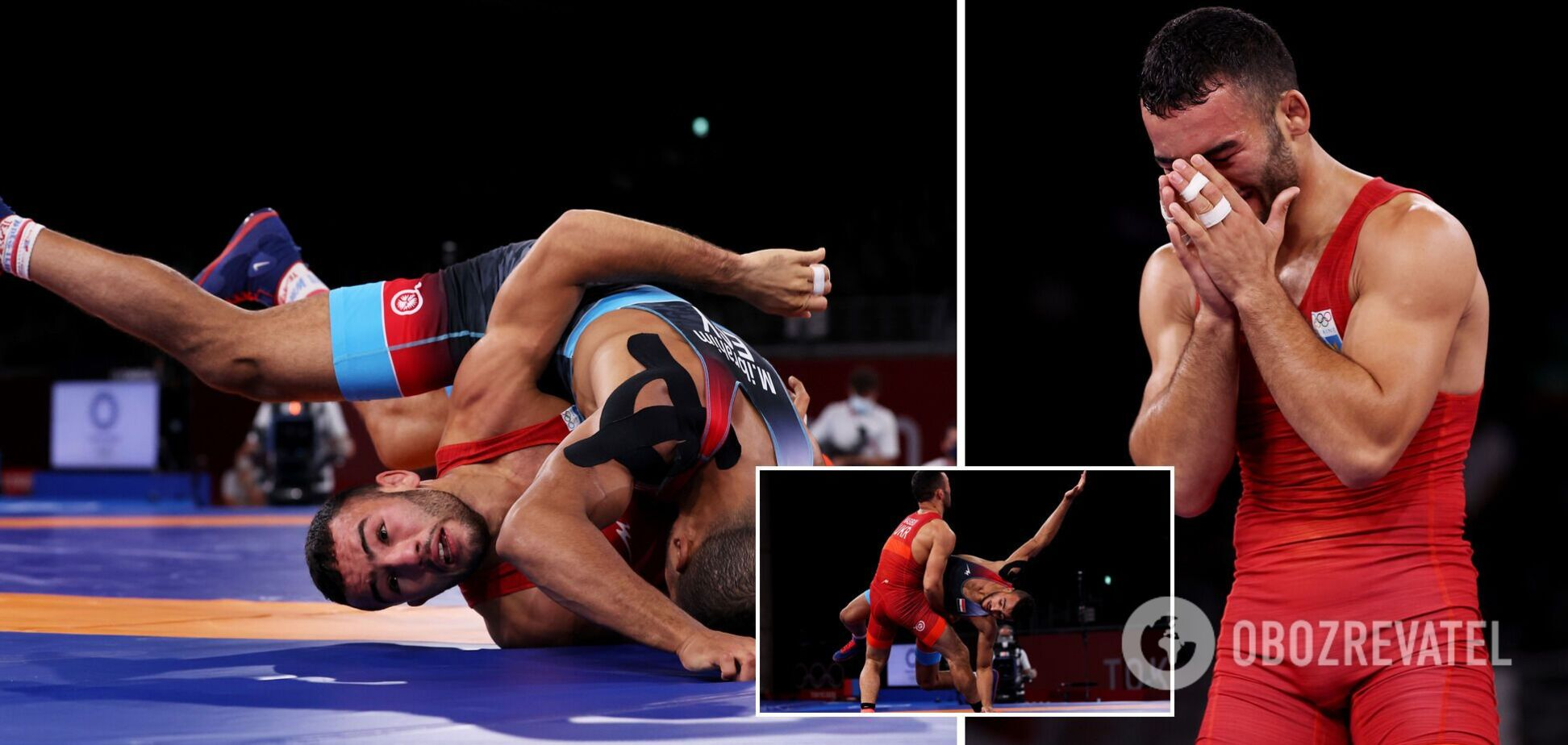 Україна завоювала 8-му медаль Олімпіади-2020