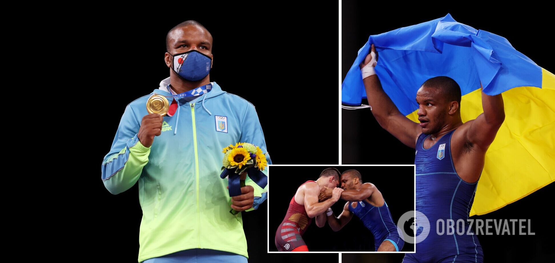 Станцевал гопак, расплакался и спел гимн: как Беленюк принес Украине первое 'золото' Олимпиады-2020
