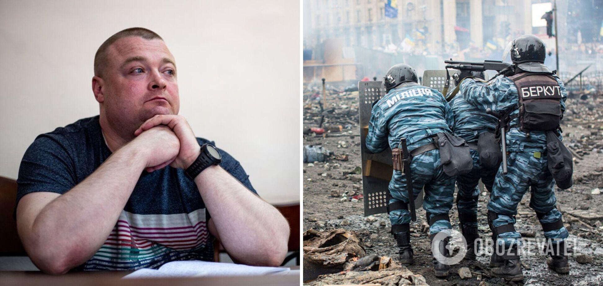 Шаповалова звинувачують в організації вбивств мітингувальників на Майдані