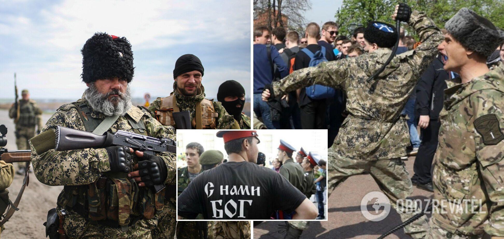 Любо вам тепер, 'братики'? Росія готує армію 'козаків' для придушення протестів