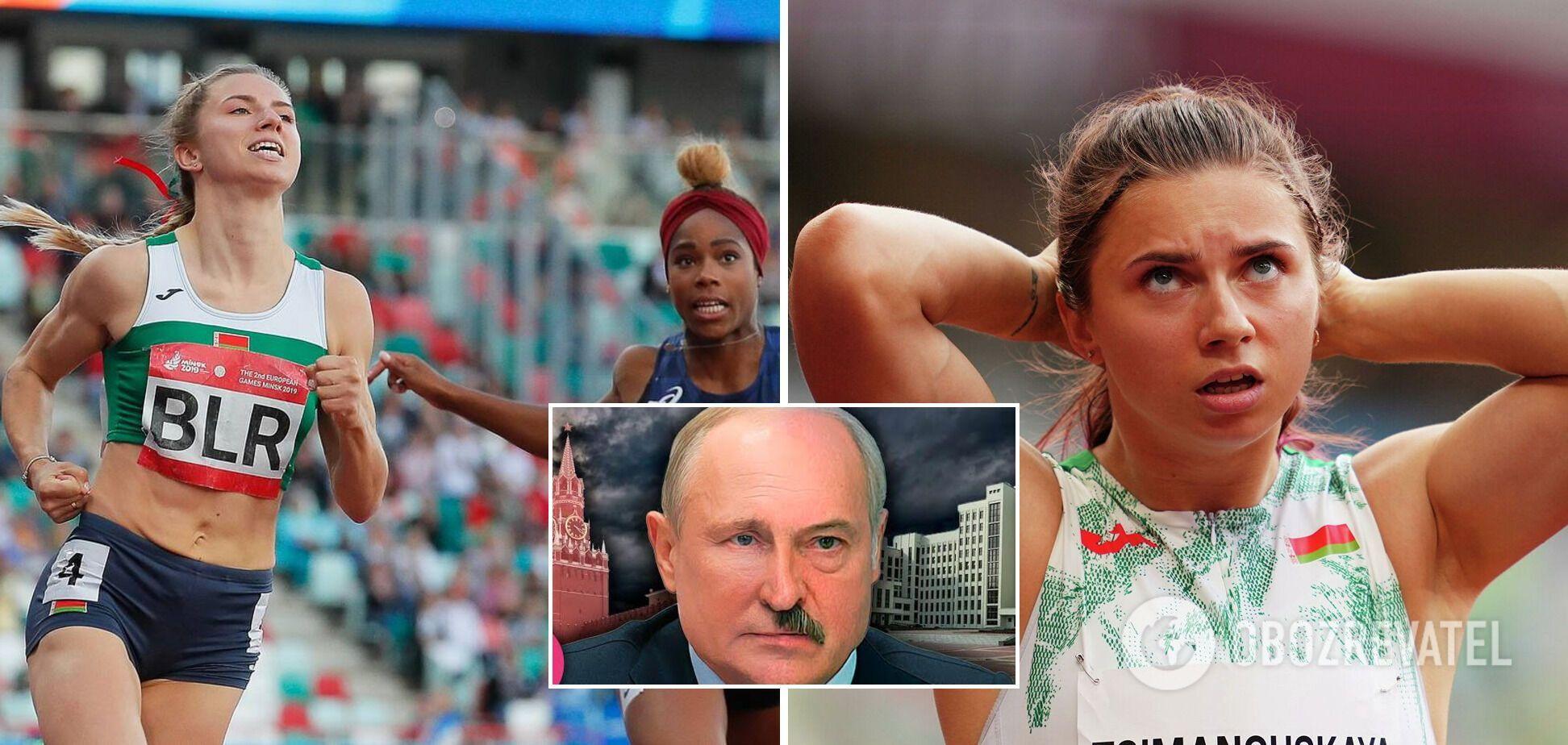 Олимпийское бегство от самодура