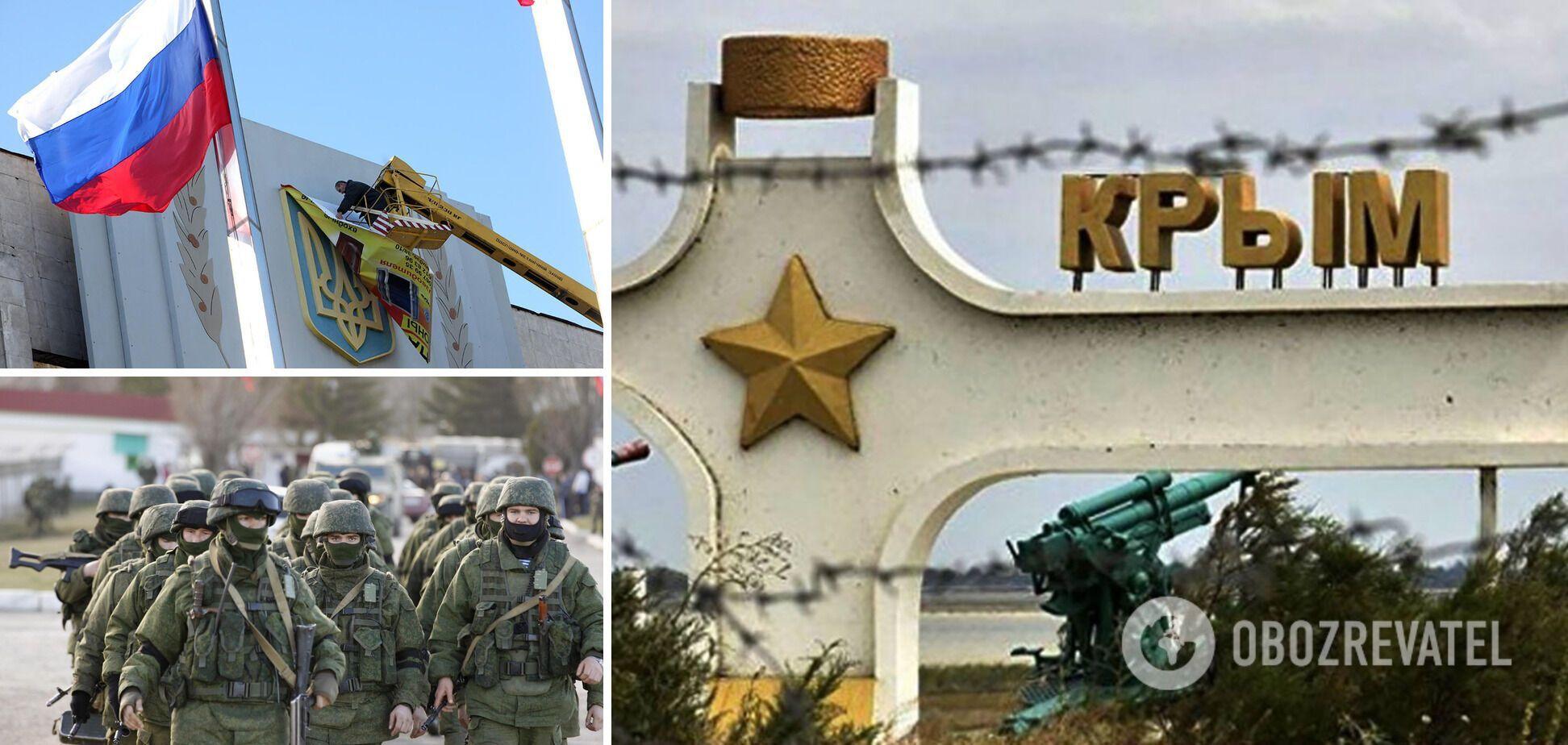 Из оккупированного Крыма – свободным украинцам: я знаю, как вам там хорошо. Я это помню