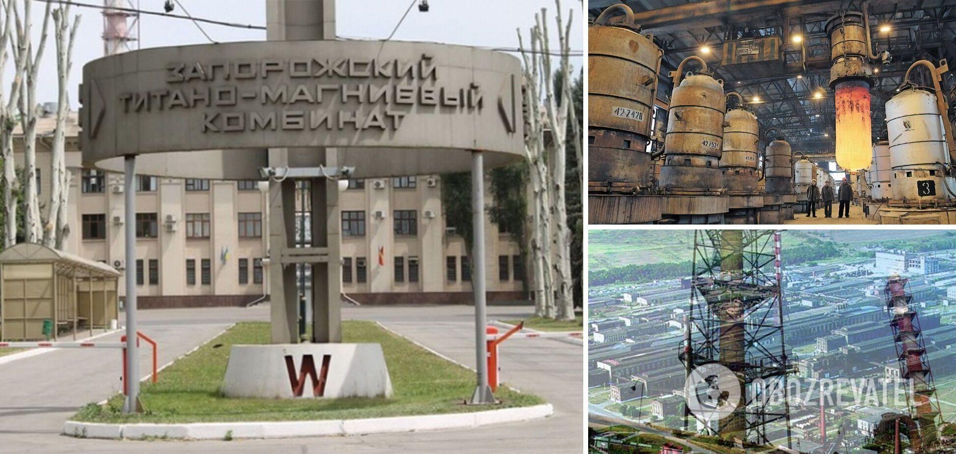 Справедливость в действии: суд вернул Запорожский титано-магниевый комбинат государству!