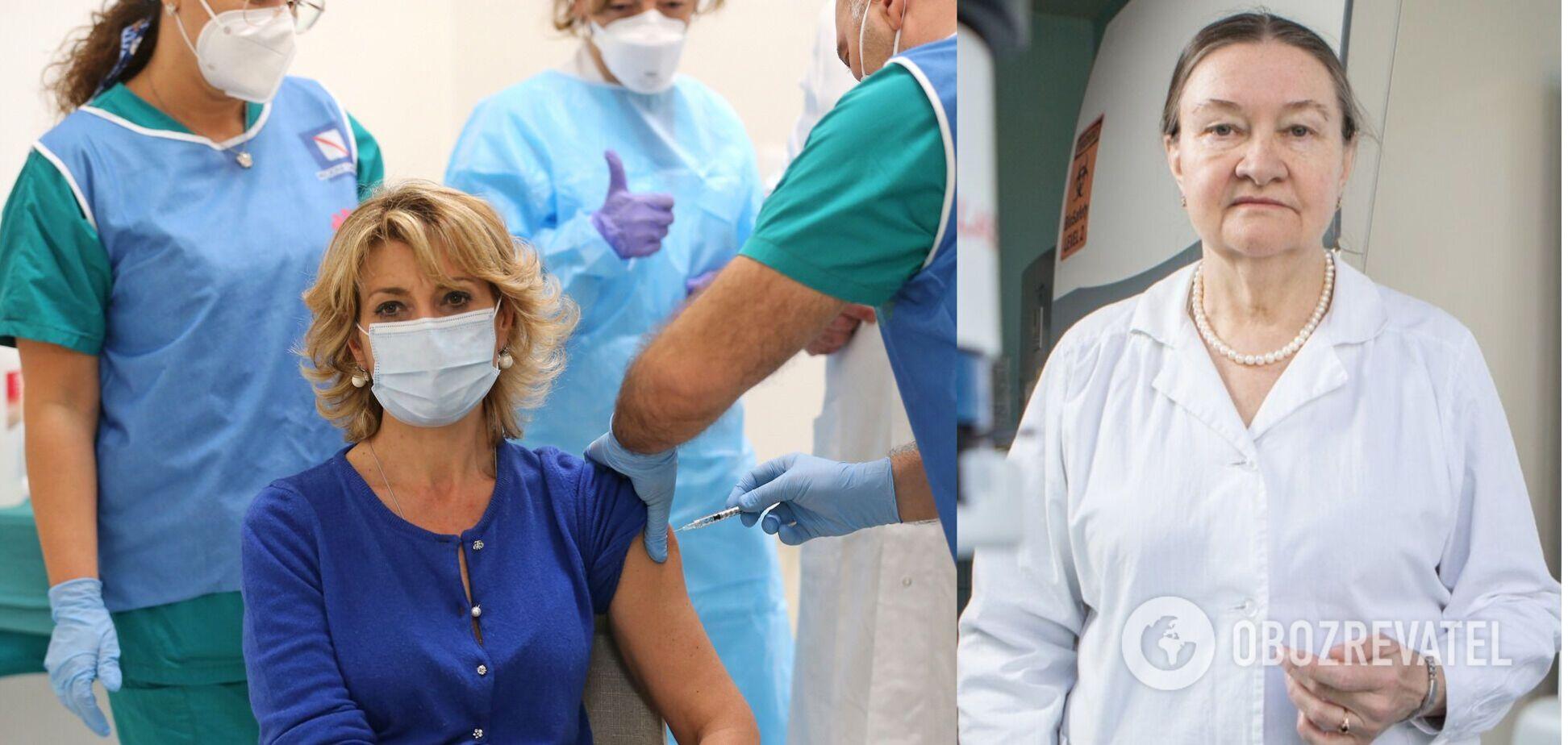 Третья доза прививки от COVID-19: профессор оценила целесообразность