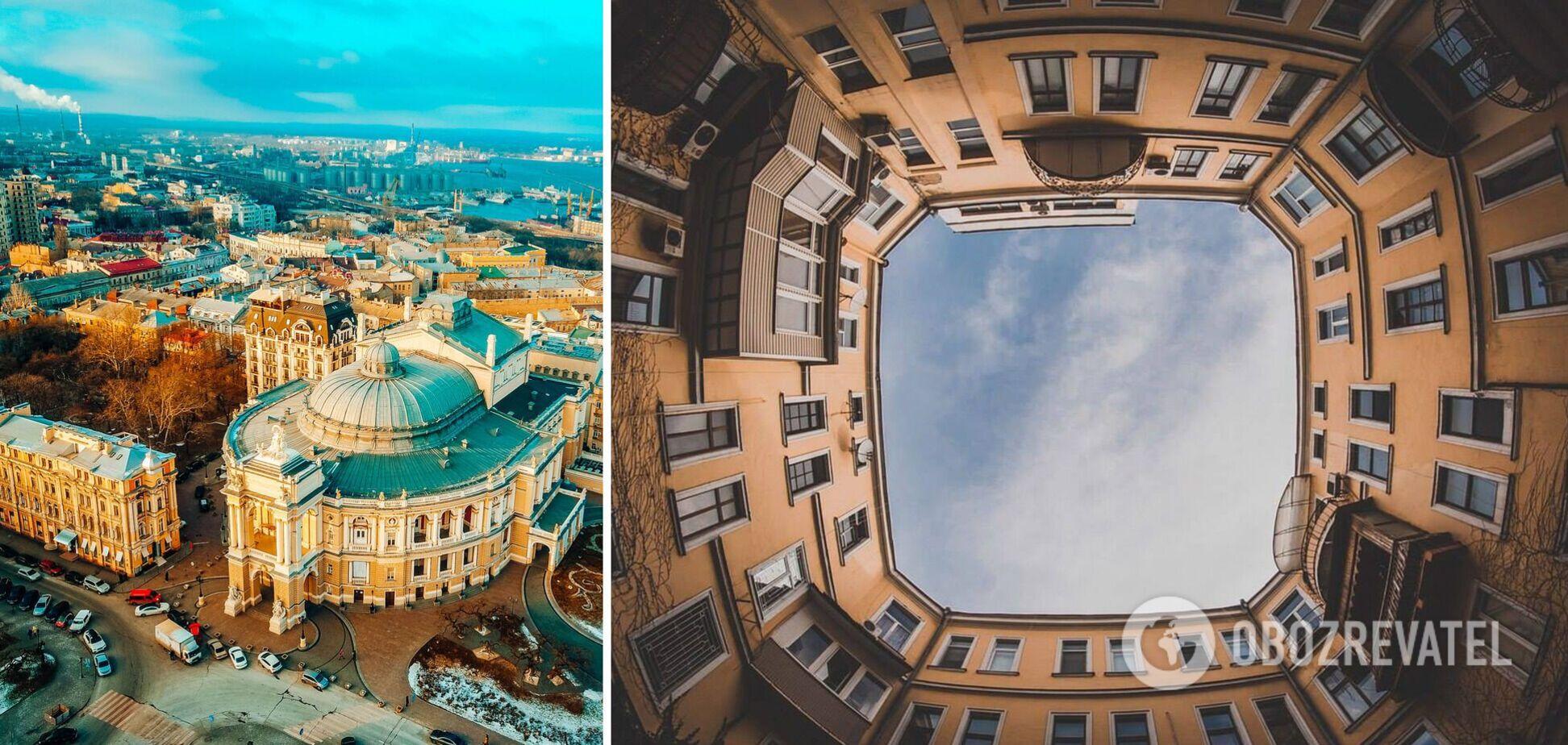 4 атмосферных двориков в Одессе, где можно сделать замечательные фото. Эксклюзив