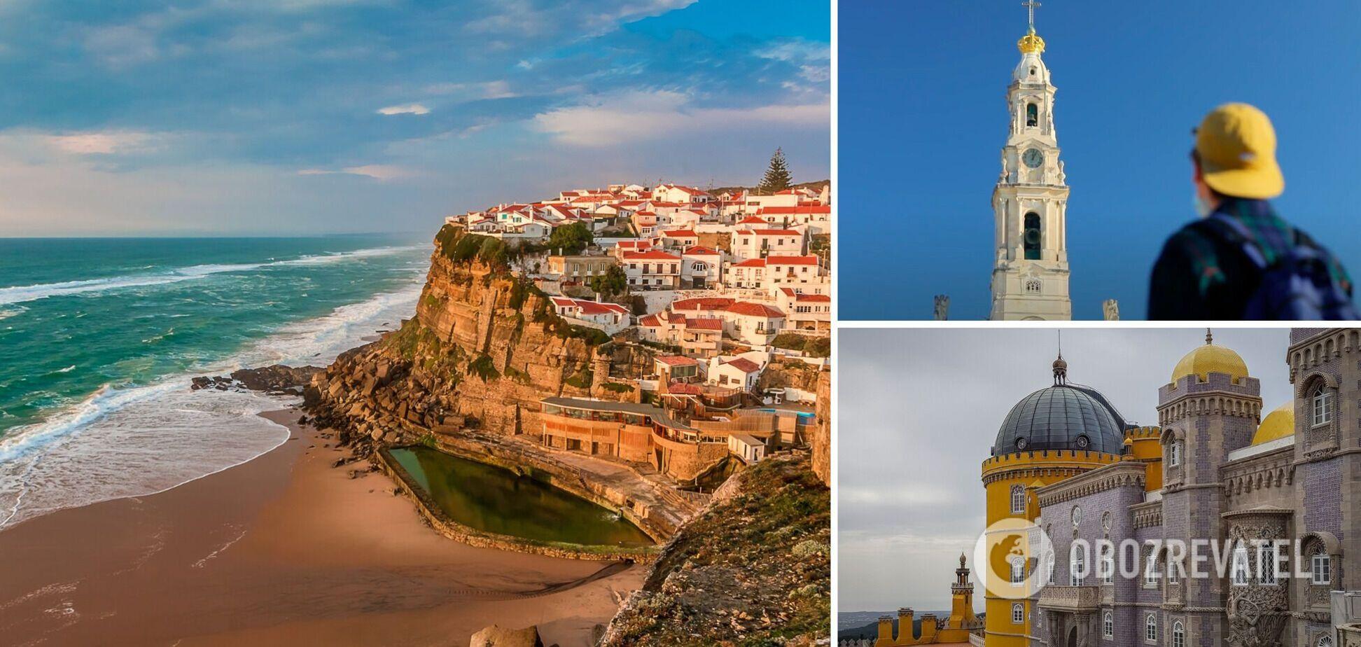 5 невероятных мест в Португалии, куда нужно обязательно съездить. Фото