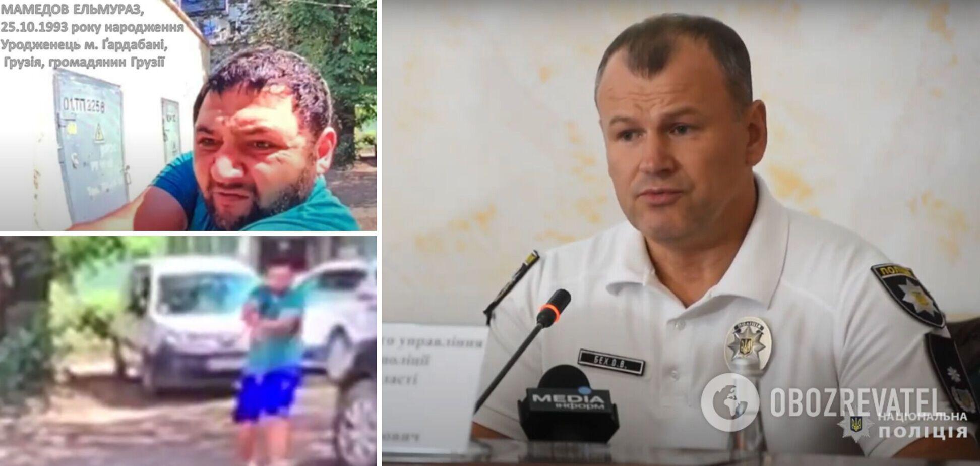 Встановлено особу кілера, який вбив людину в Одесі, і причину нападу. Відео