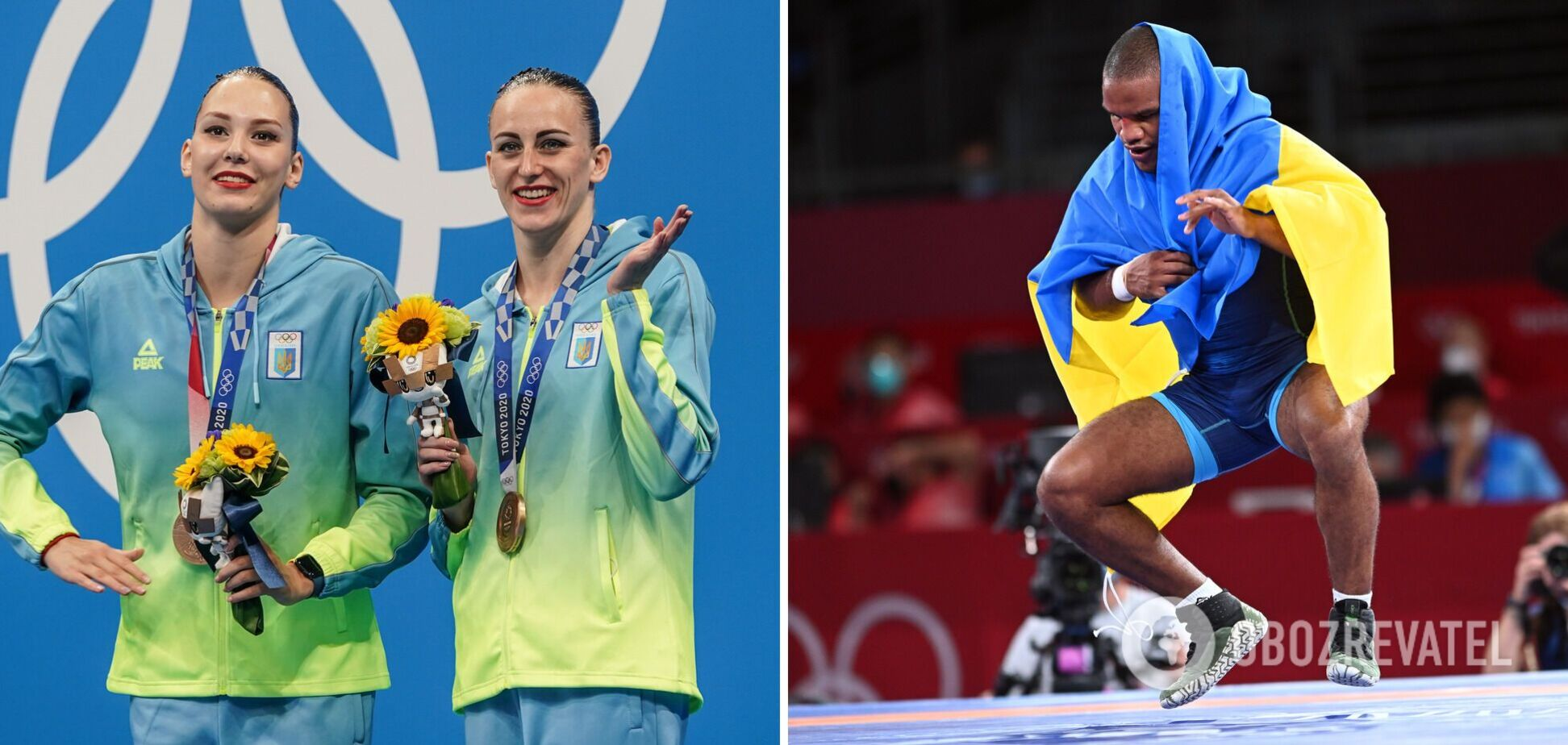 Украина на Олимпиаде-2020
