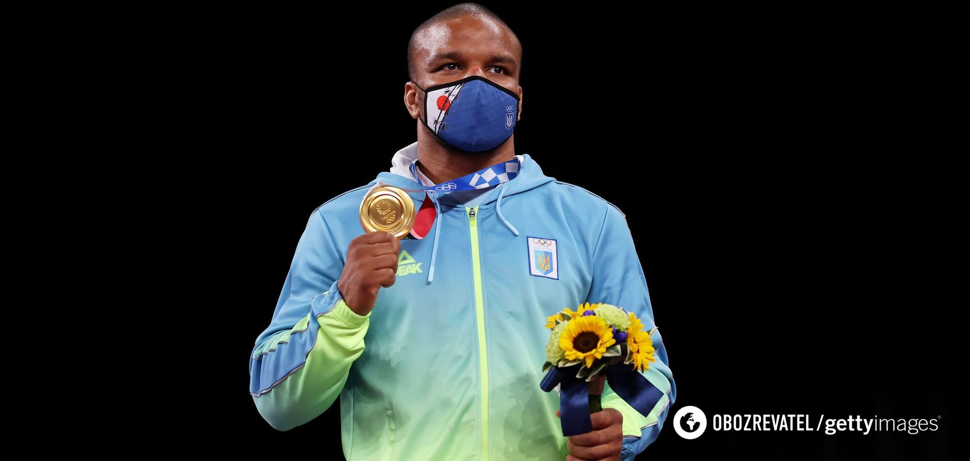 Переможний гопак Беленюка на Олімпіади-2020