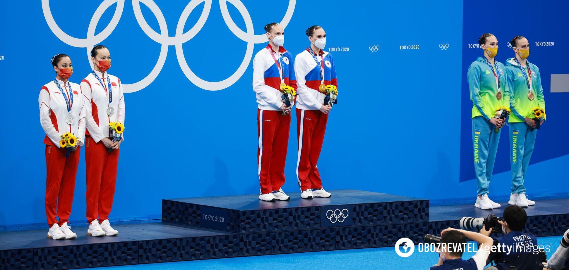 Федина Савчук медаль